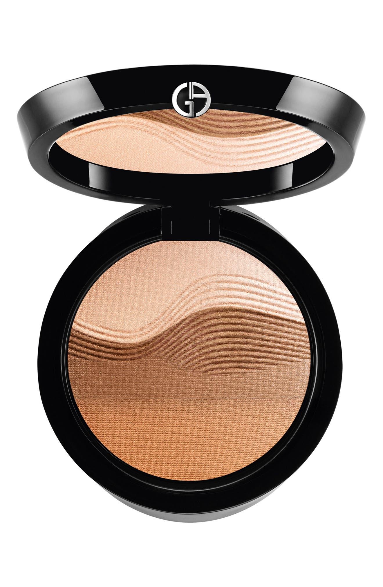 Giorgio Armani Life is a Cruise Sunrise Bronzing Face Palette