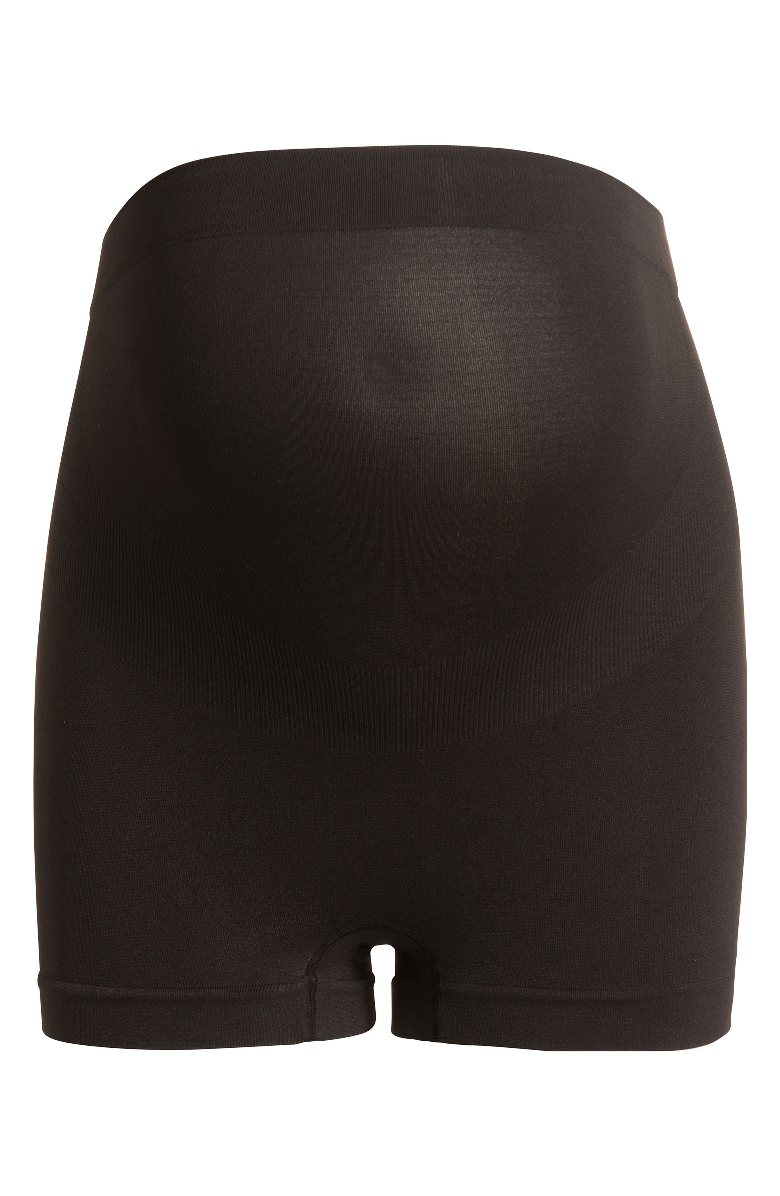 Main Image - Noppies Seamless Maternity Shorts
