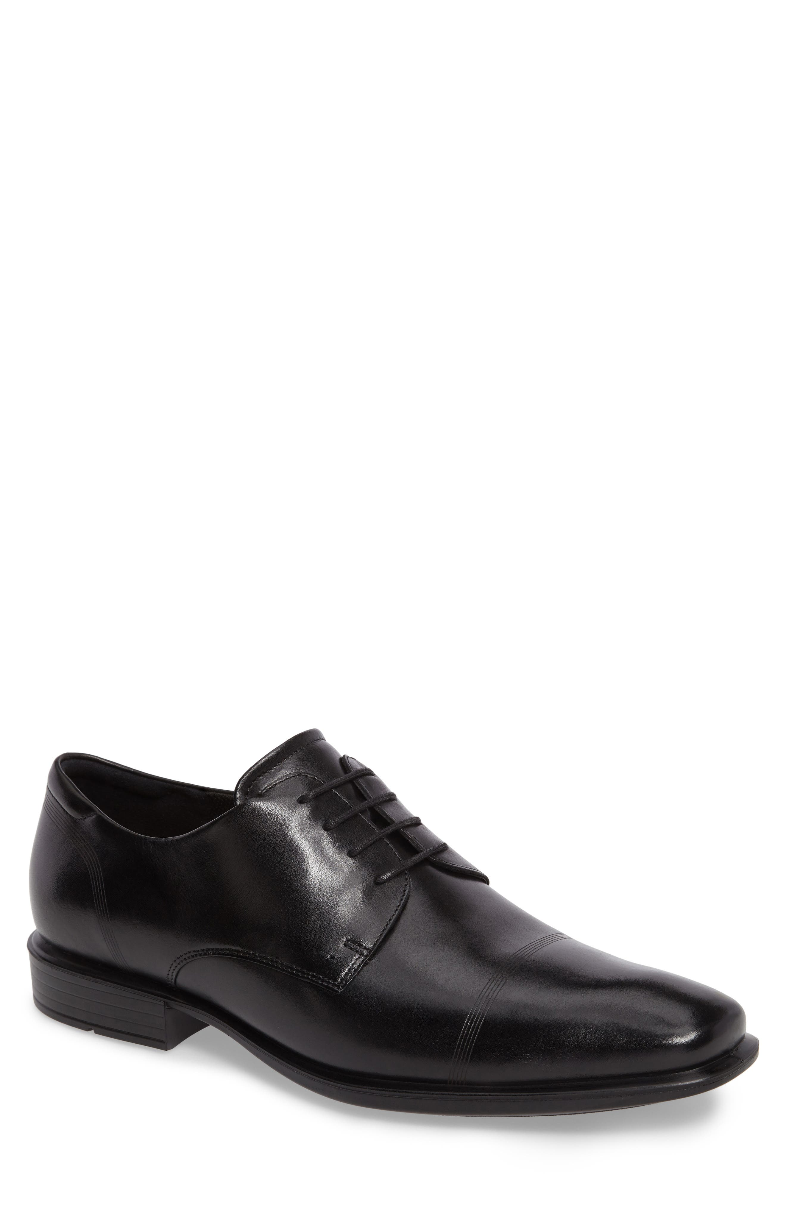 ECCO Cairo Cap Toe Derby (Men)