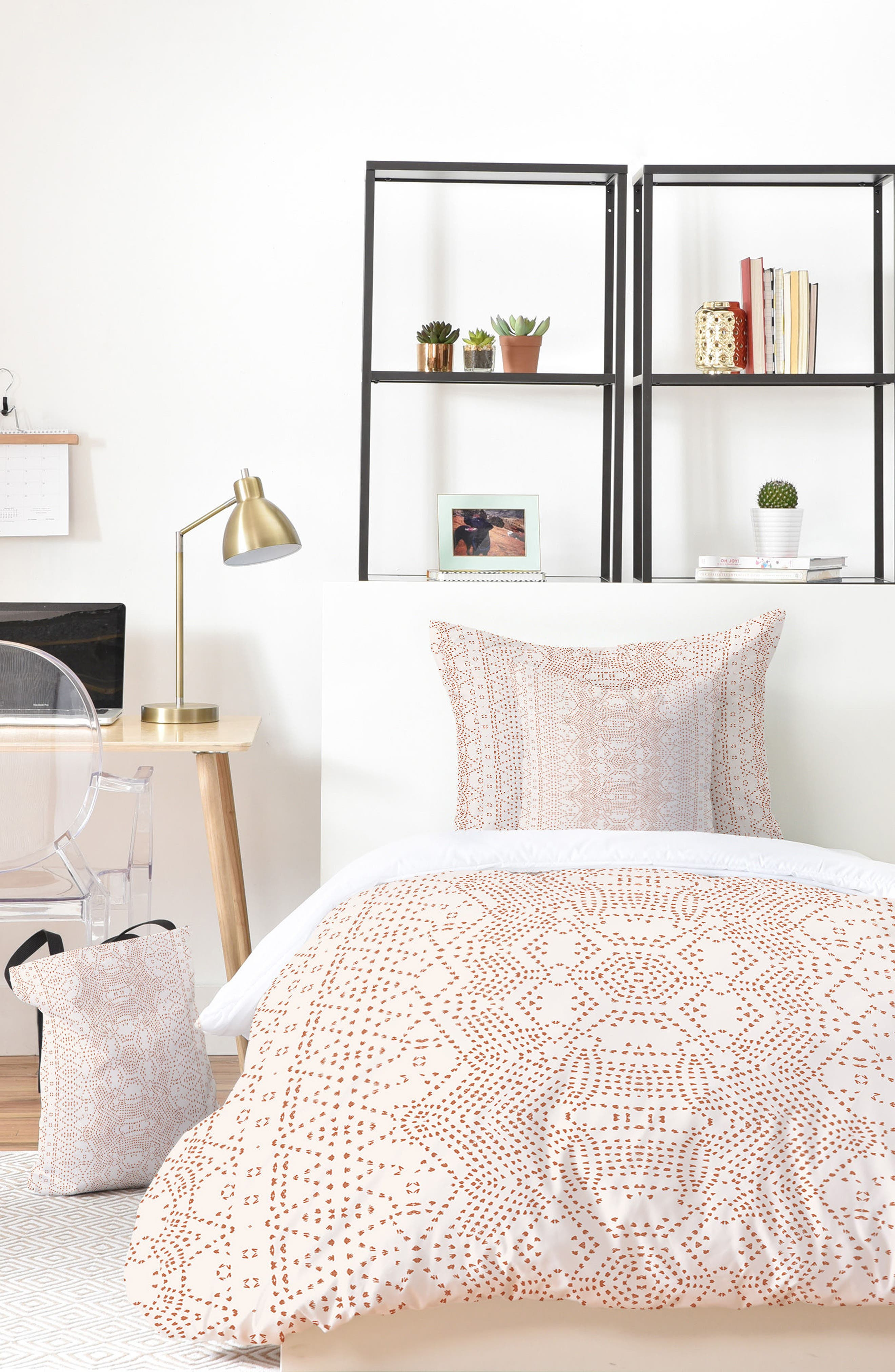 Main Image - Deny Designs Holli Zollinger Marrakeshi Bed in a Bag Duvet Cover, Sham & Accent Pillow Set