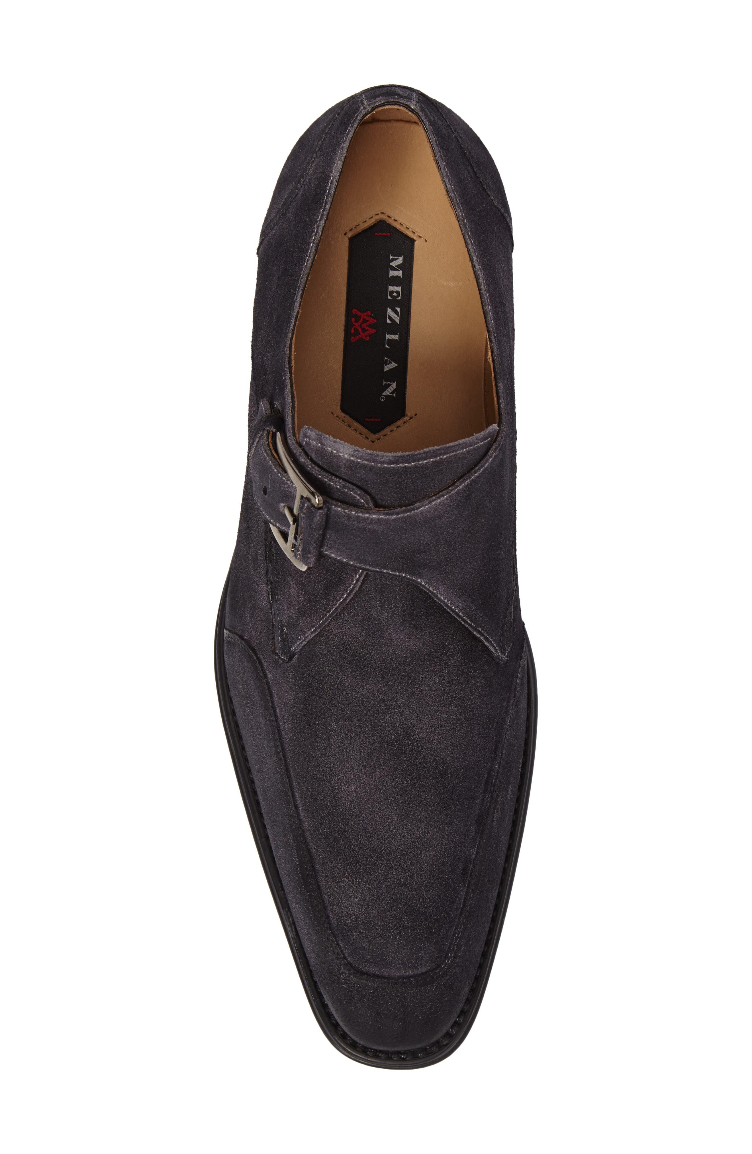 Alternate Image 5  - Mezlan Baza Monk Strap Shoe (Men)