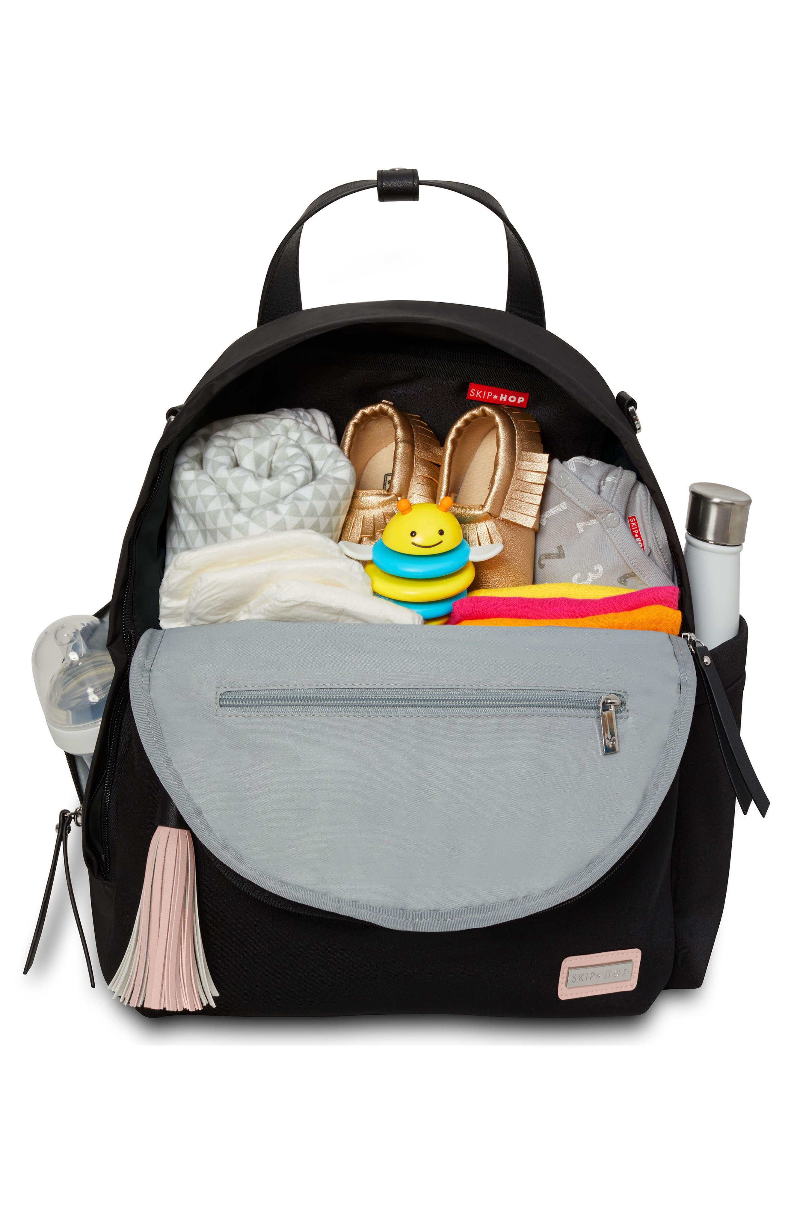 Alternate Image 2  - Skip Hop Nolita Neoprene Diaper Backpack
