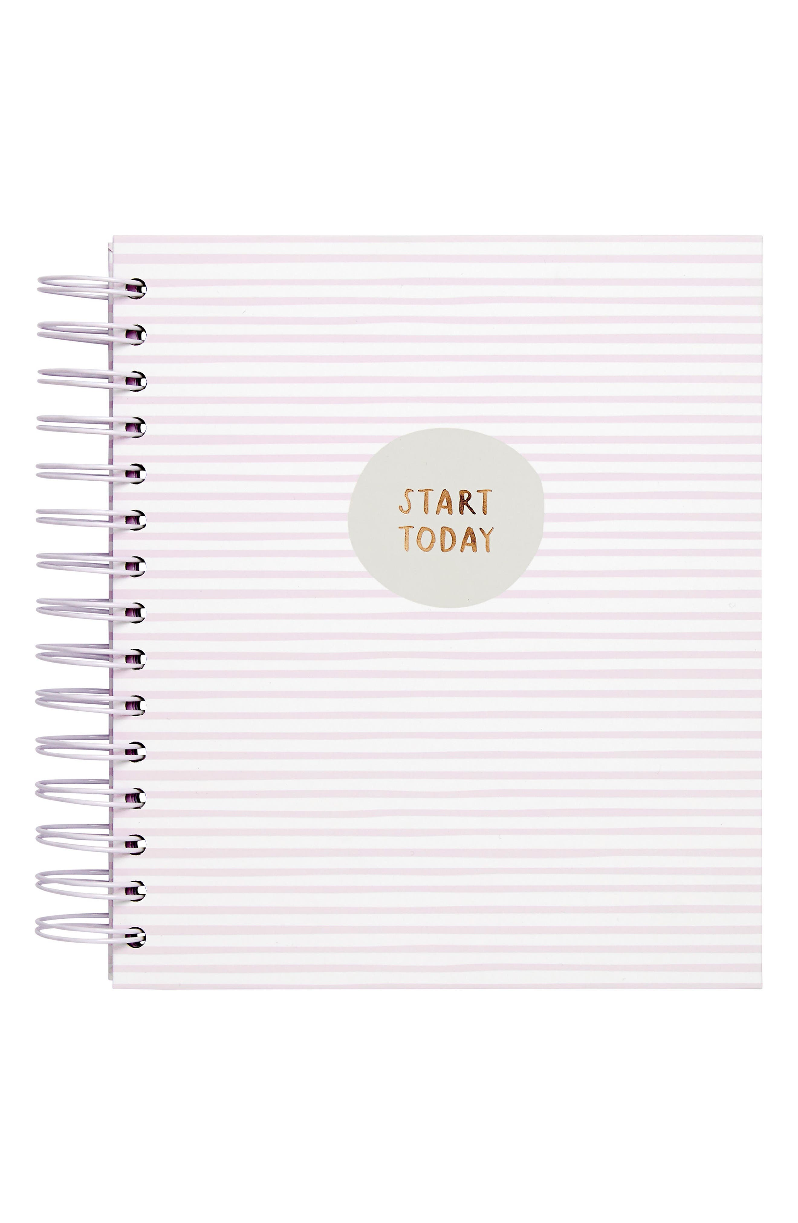 Diary & 18-Month Planner,                             Main thumbnail 1, color,                             Pink