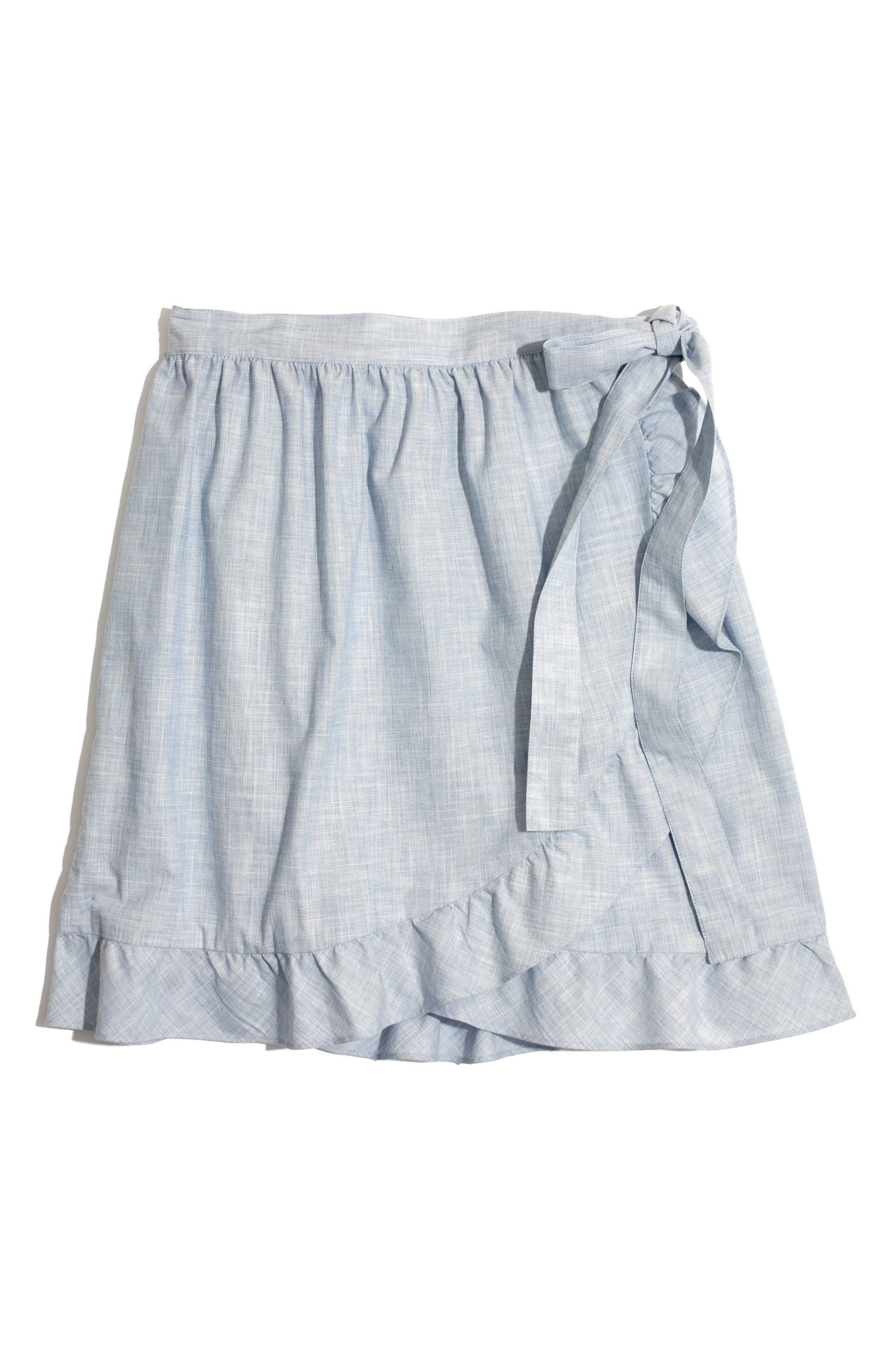 Alternate Image 5  - Madewell Meadow Wrap Skirt