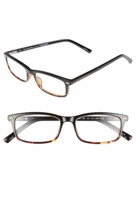 5522cd2b13a51 kate spade new york jodie 50mm rectangular reading glasses