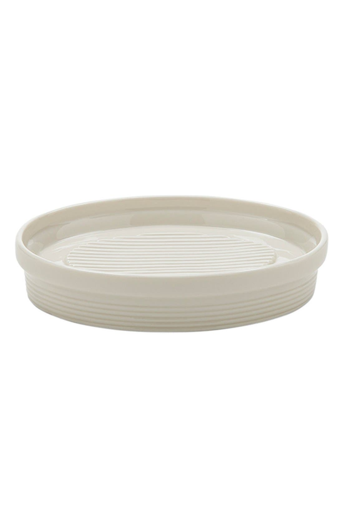 Waterworks 'Earth' Porcelain Soap Dish (Online Only)