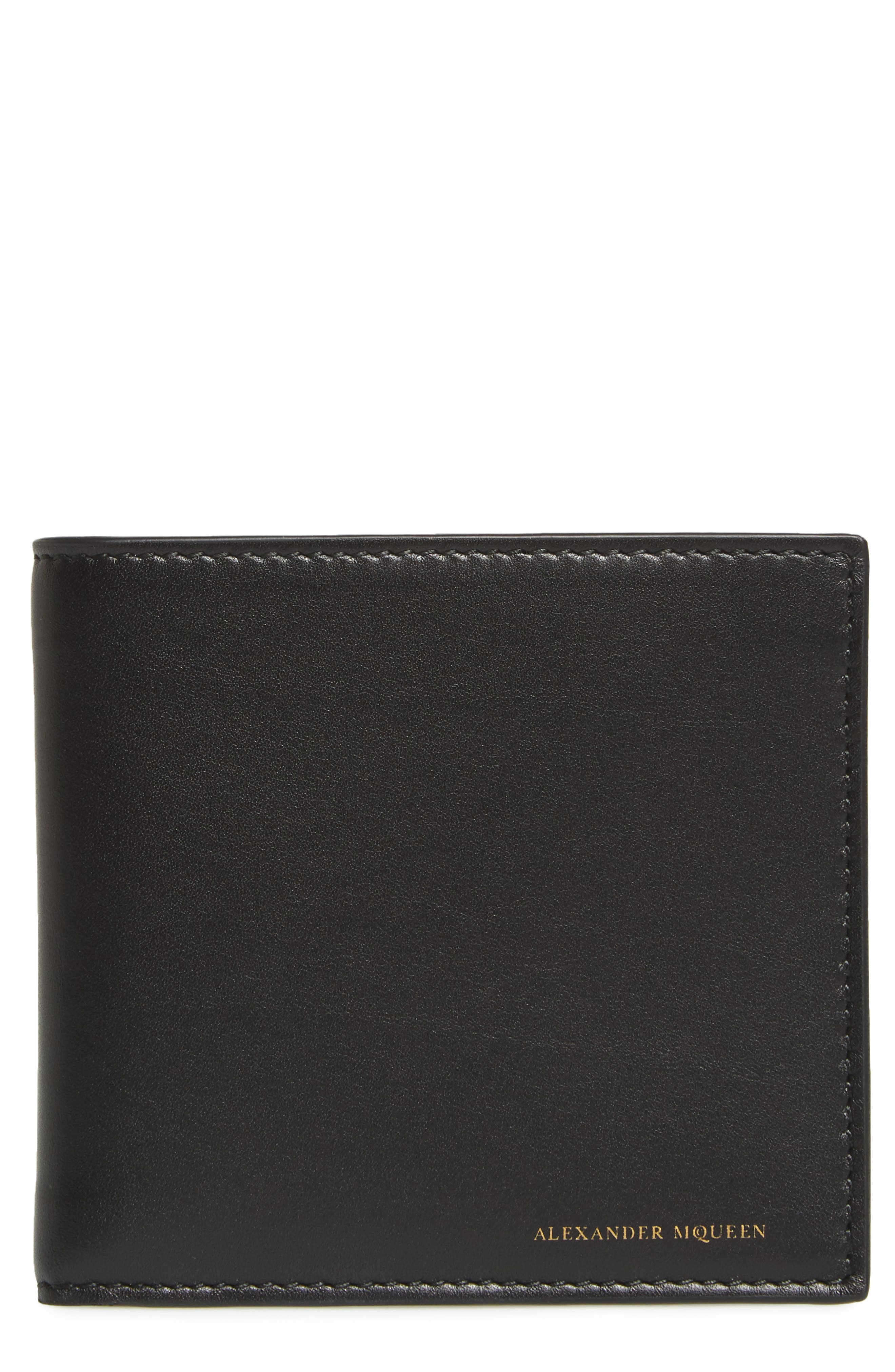 Alexander McQueen Leather Wallet