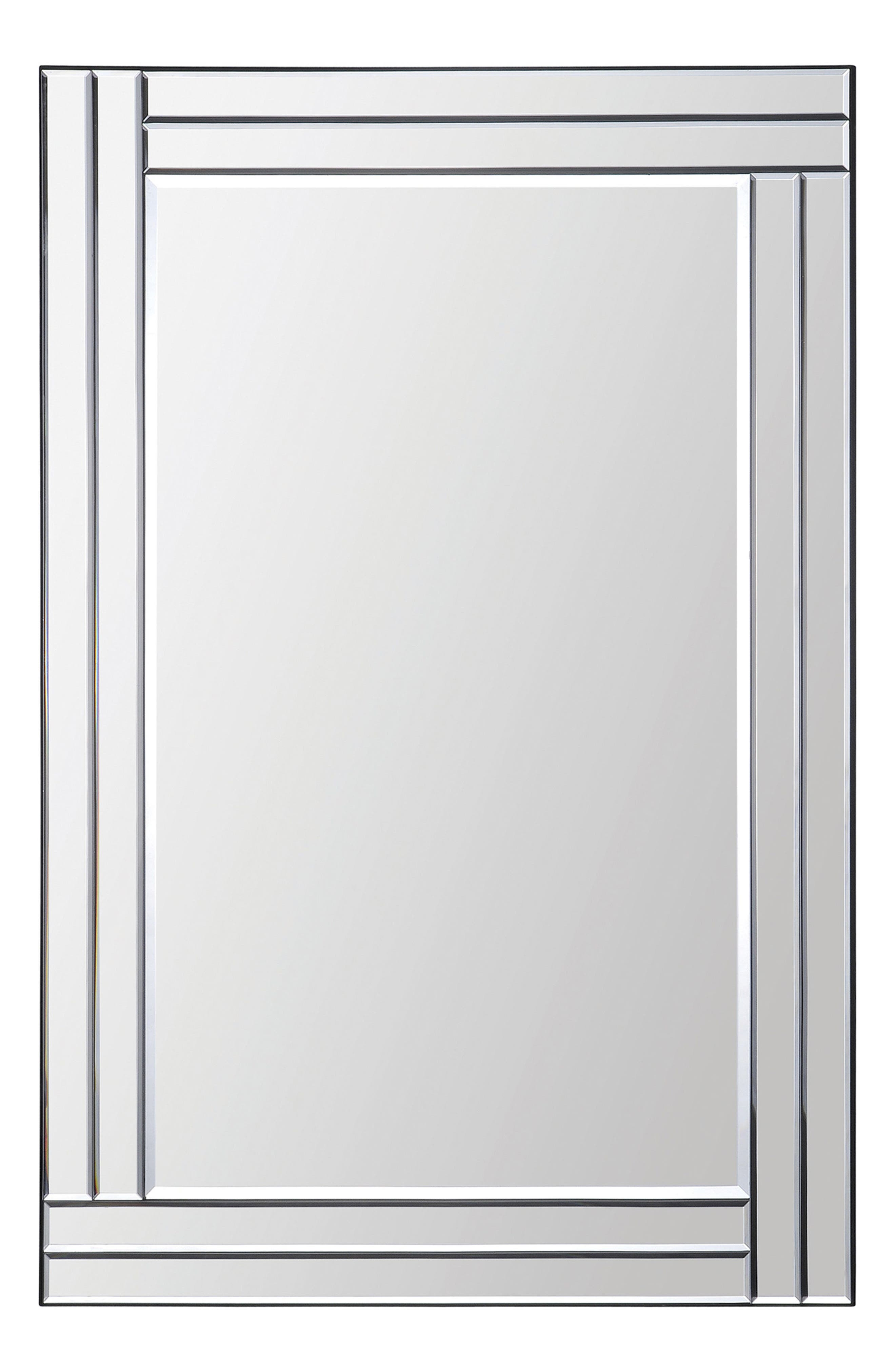 Baton Rouge Mirror,                         Main,                         color, Clear