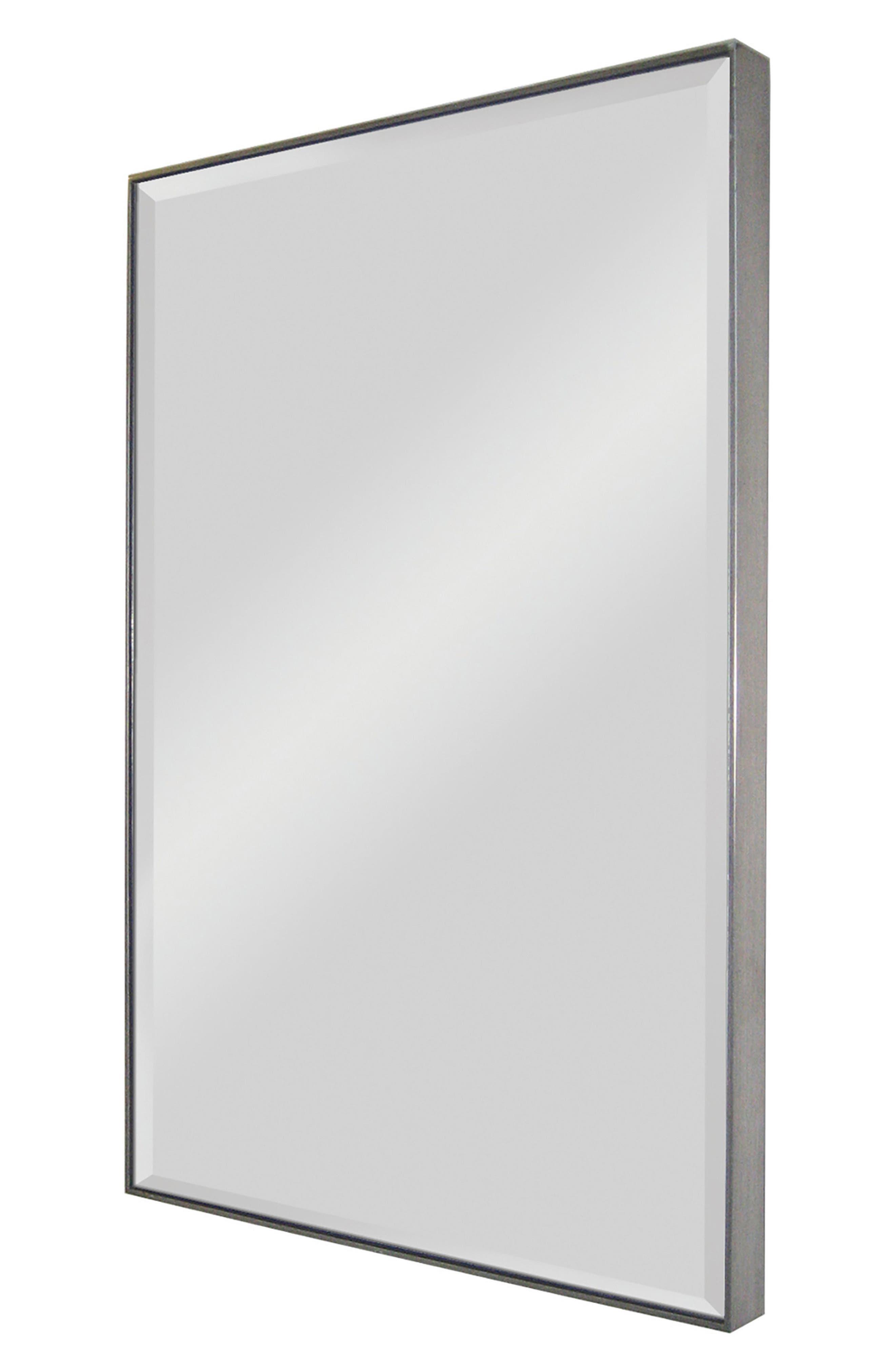 Onis Mirror,                         Main,                         color, Silver