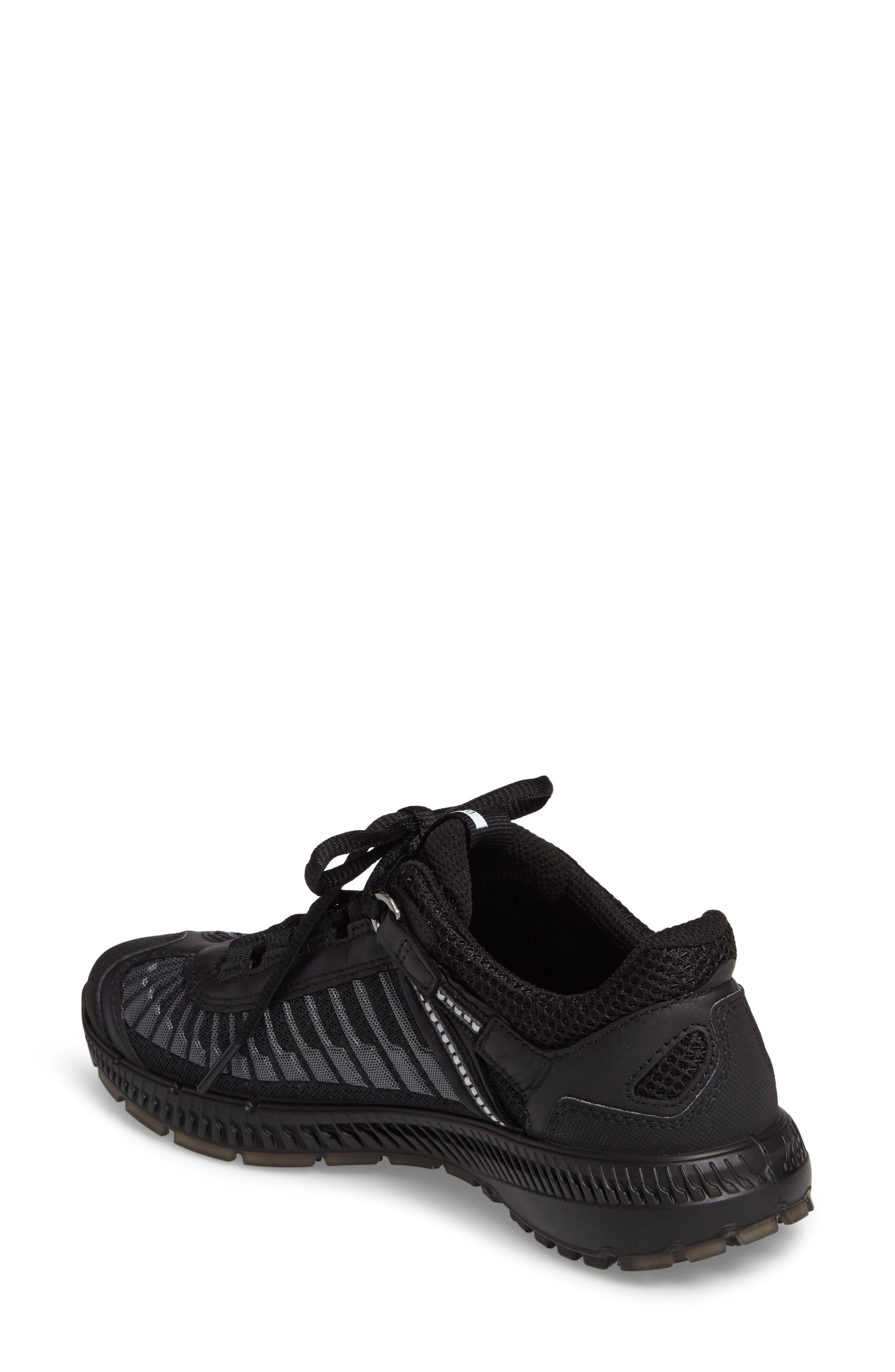 Intrinsic TR Running Shoe,                             Alternate thumbnail 2, color,                             Black Leather