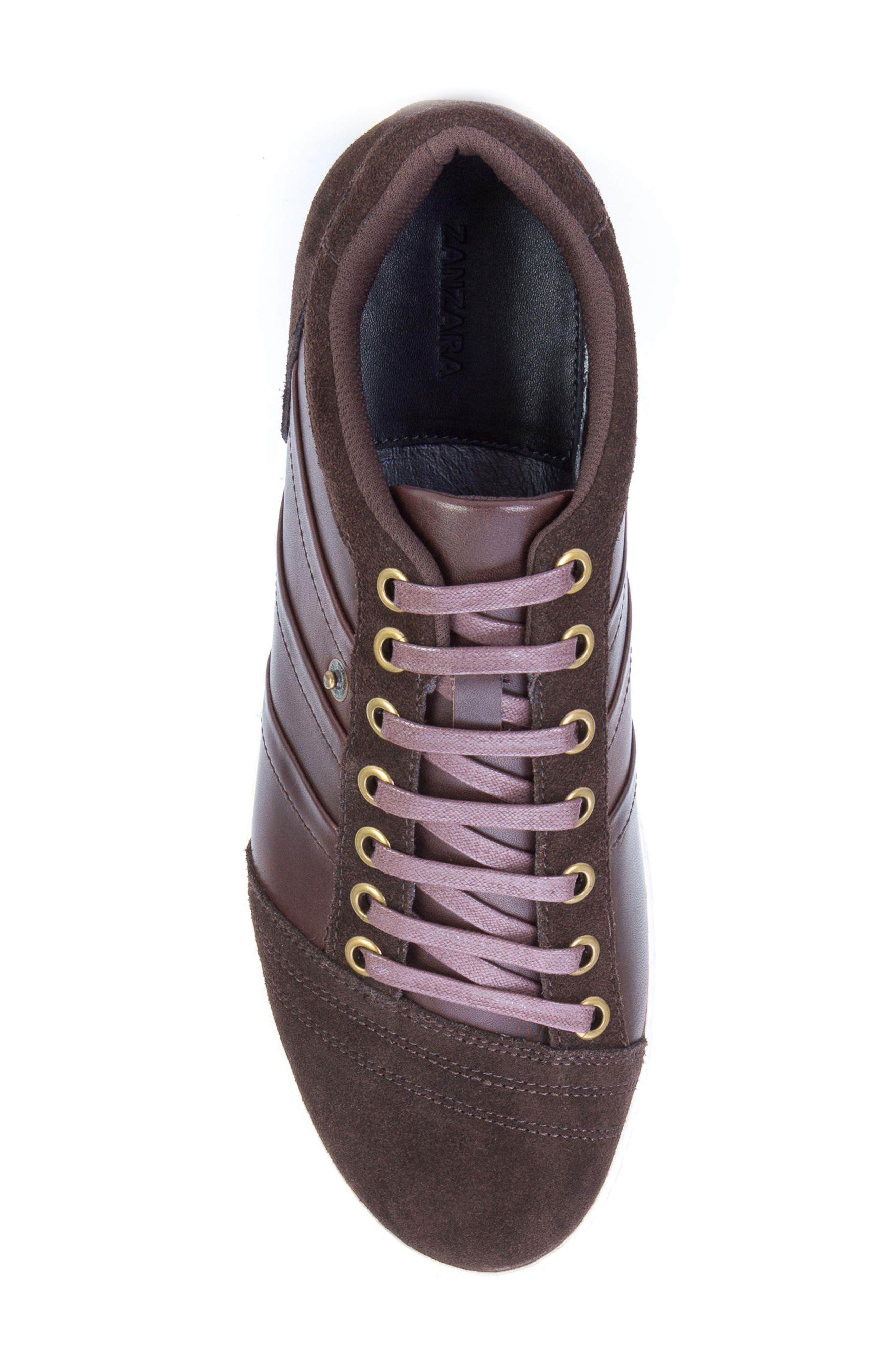 Alternate Image 5  - Zanzara Jive Sneaker (Men)
