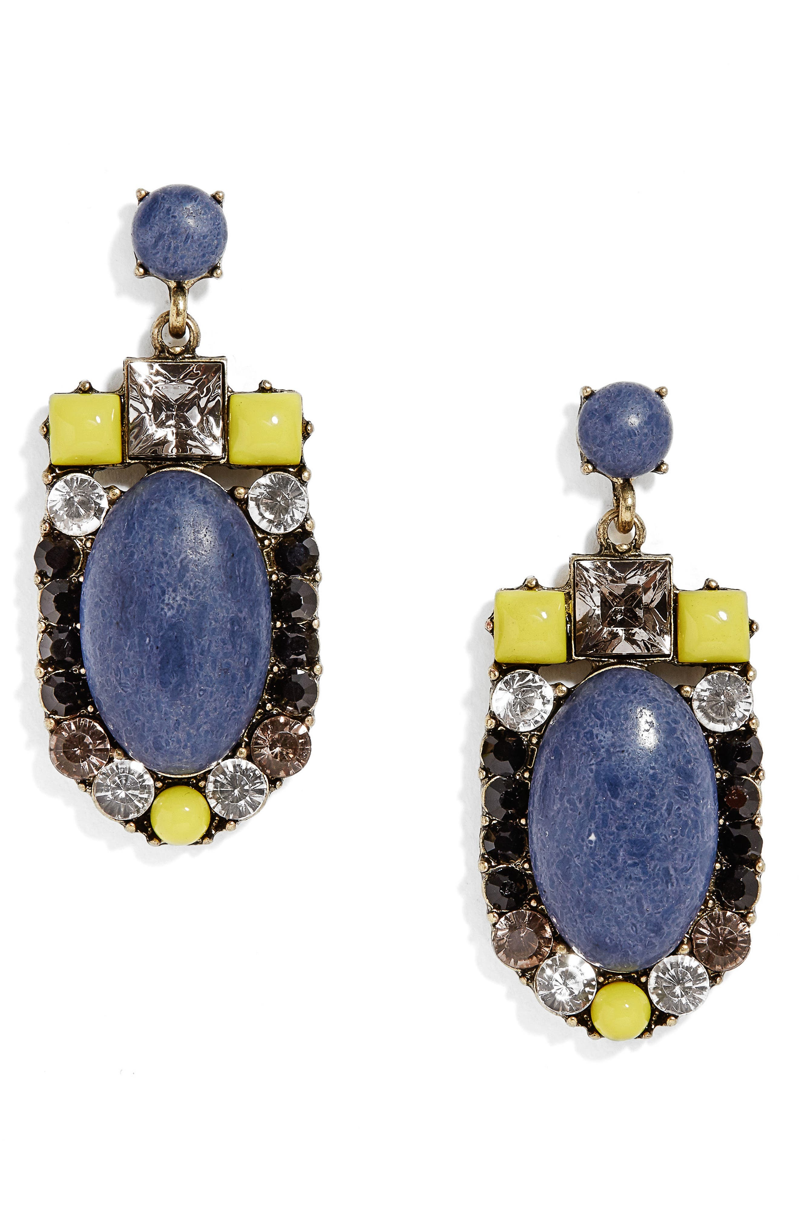 Main Image - BaubleBar Silverstream Drop Earrings