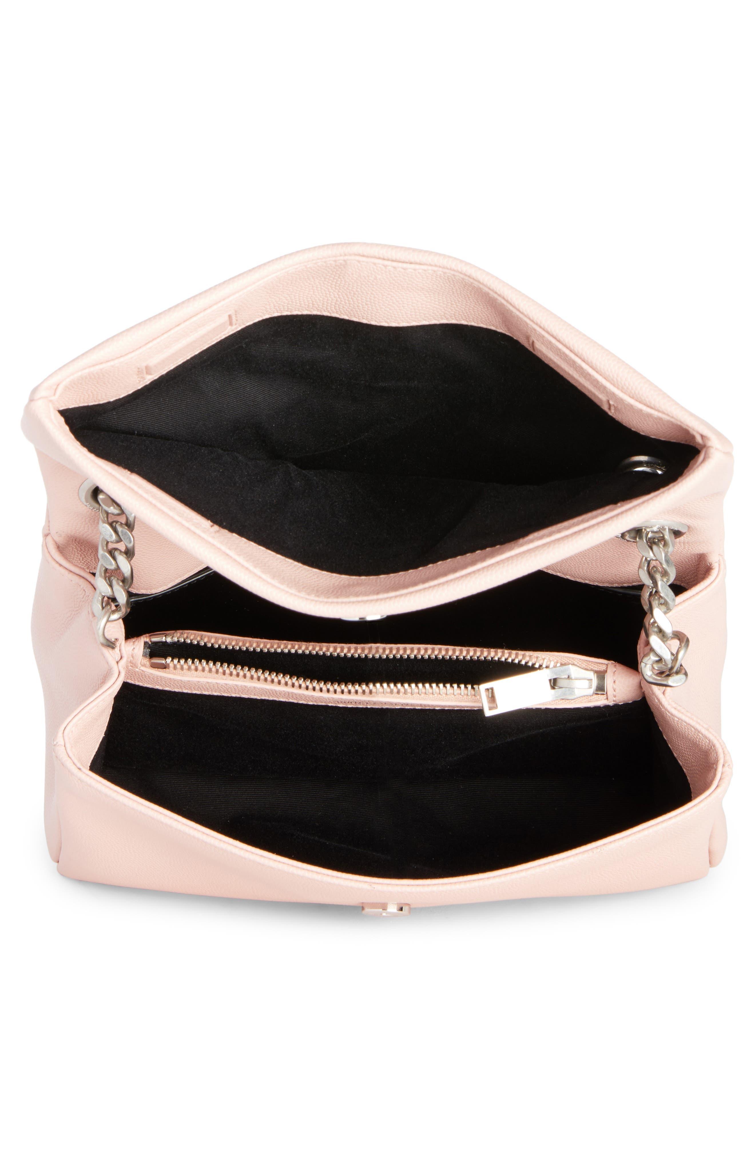 Alternate Image 3  - Saint Laurent West Hollywood Calfskin Leather Messenger Bag