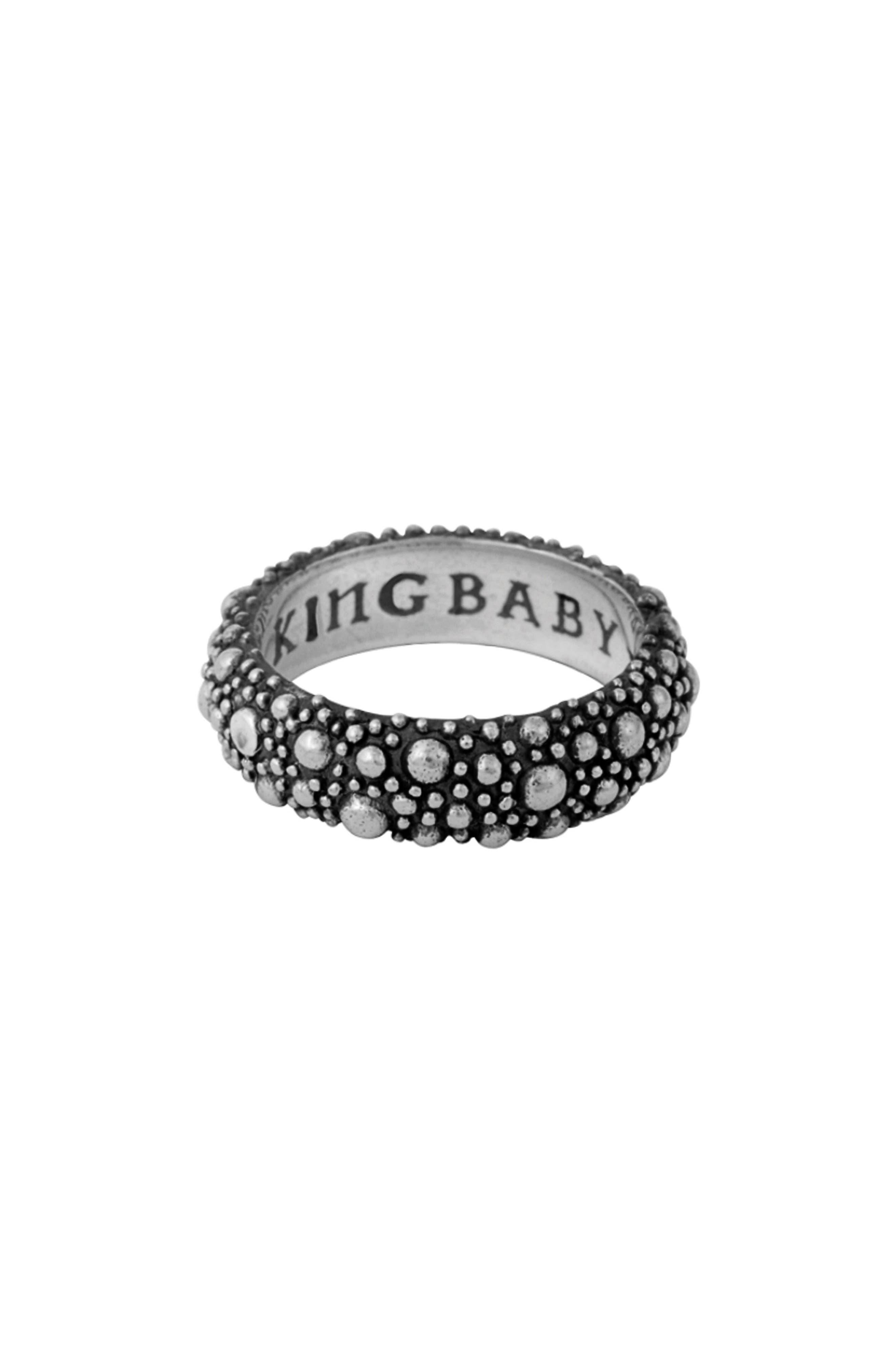 King Baby Stingray Ring