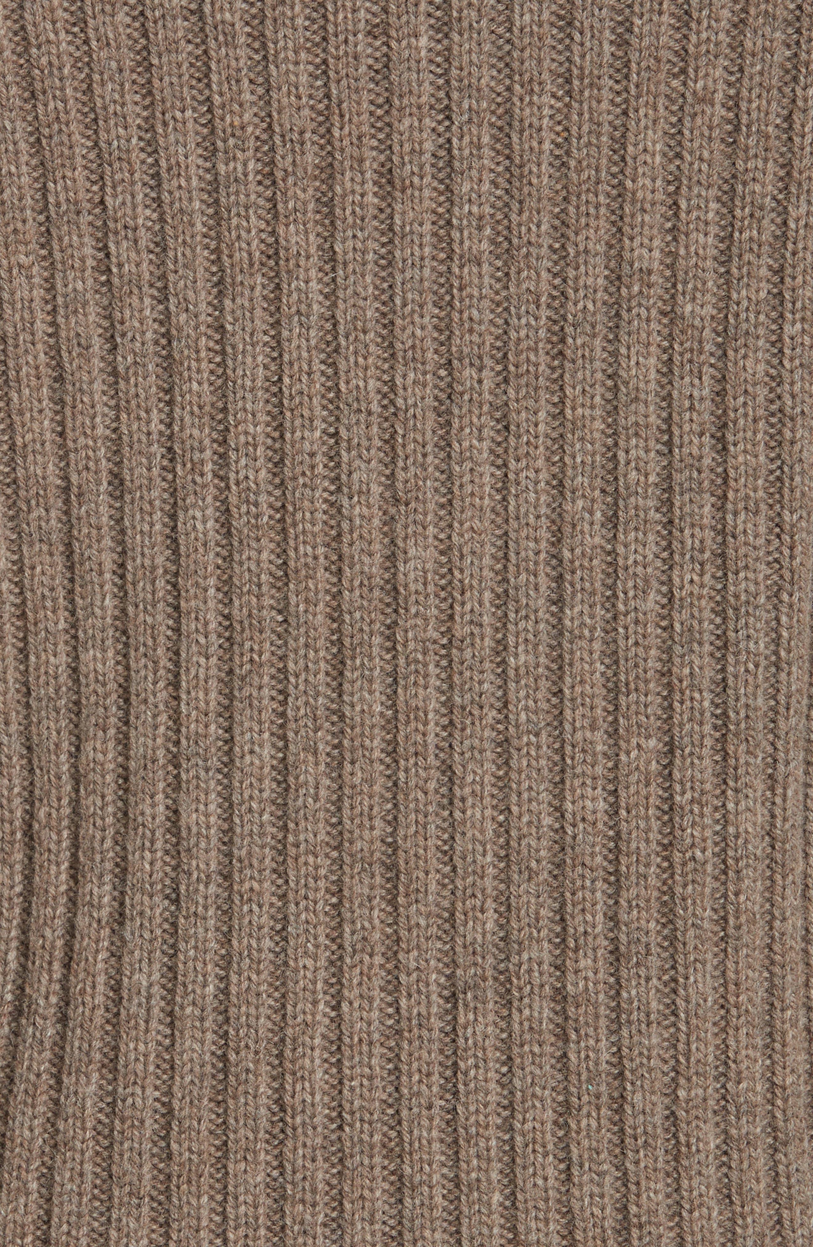 Alternate Image 5  - JOSEPH High-Neck Military Sweater