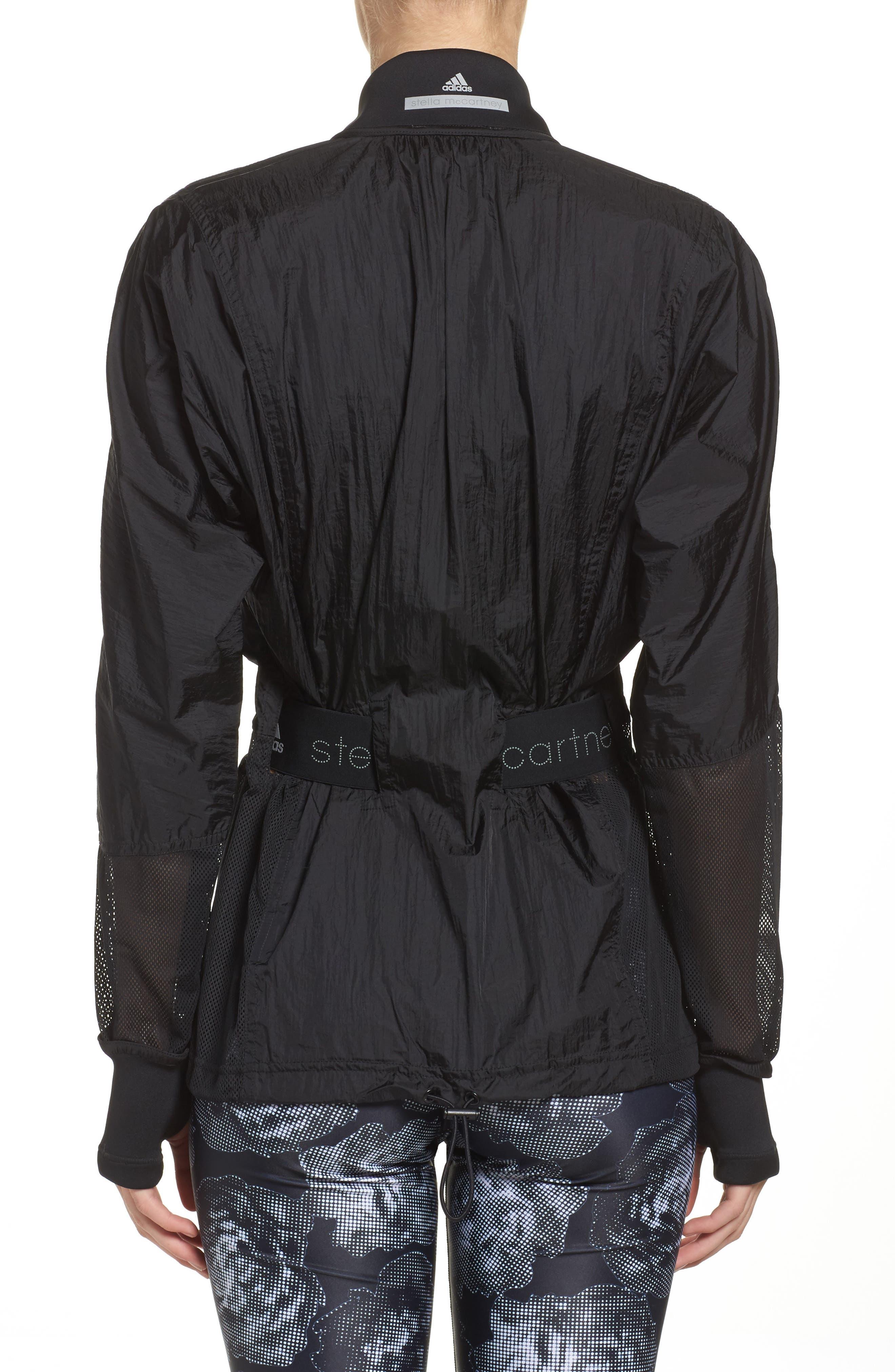 Alternate Image 2  - adidas by Stella McCartney Climastorm® Run Jacket