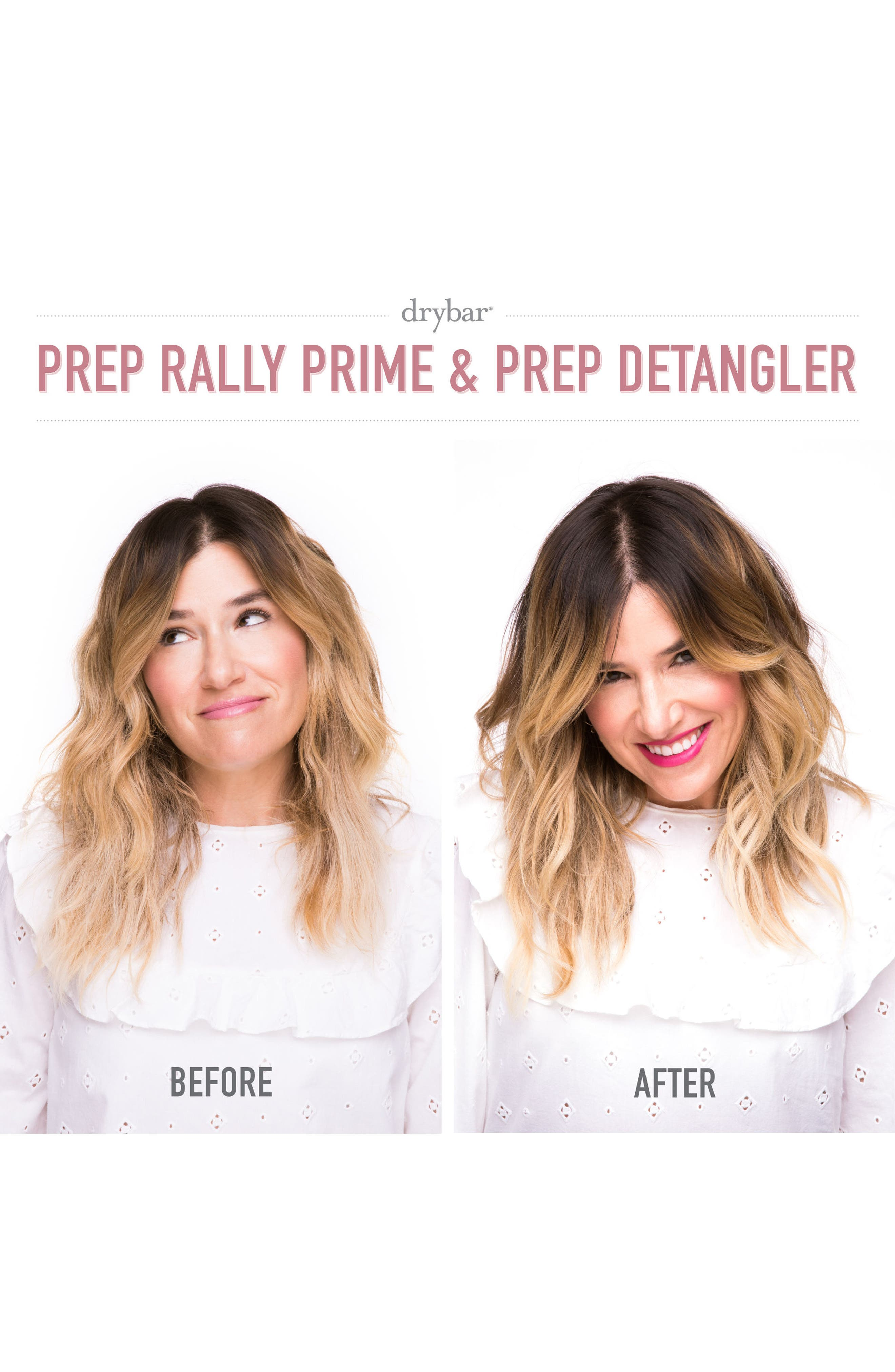 'Prep Rally' Prime & Prep Detangler,                             Alternate thumbnail 2, color,                             No Color