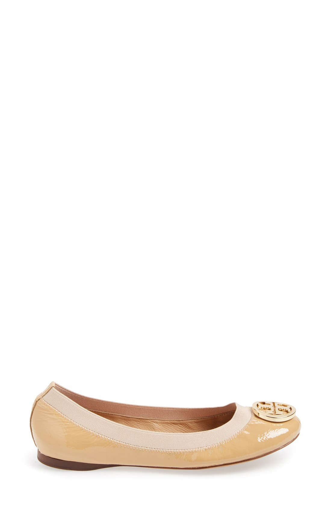 Alternate Image 4  - Tory Burch 'Caroline' Ballerina Flat (Women)