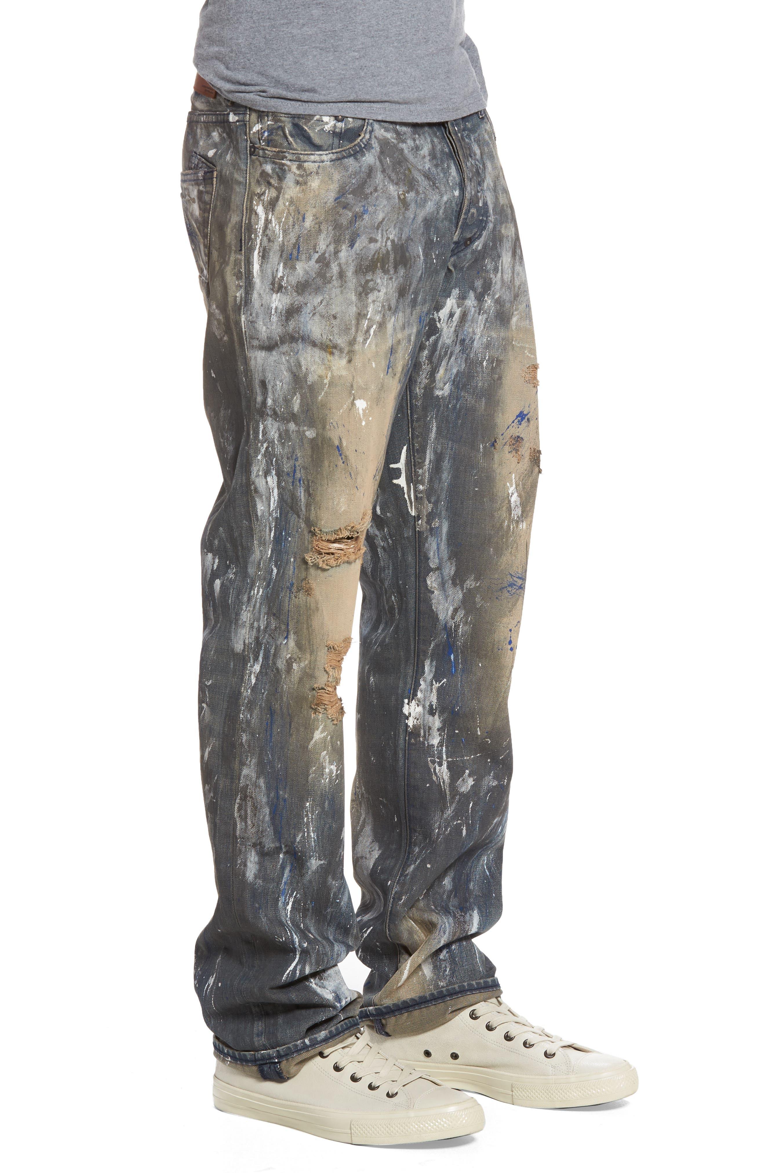 Alternate Image 3  - PRPS Barracuda Straight Leg Jeans