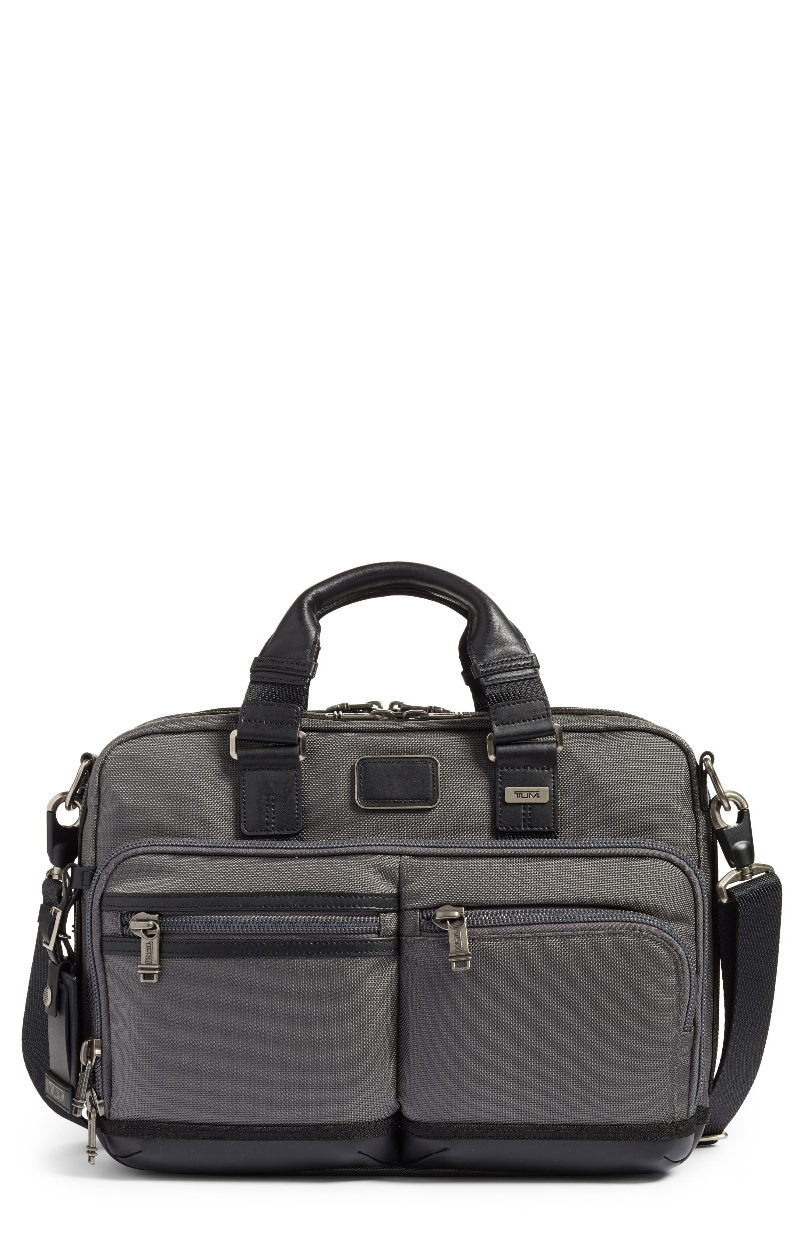 Main Image - Tumi Alpha Bravo - Andersen Slim Commuter Bag