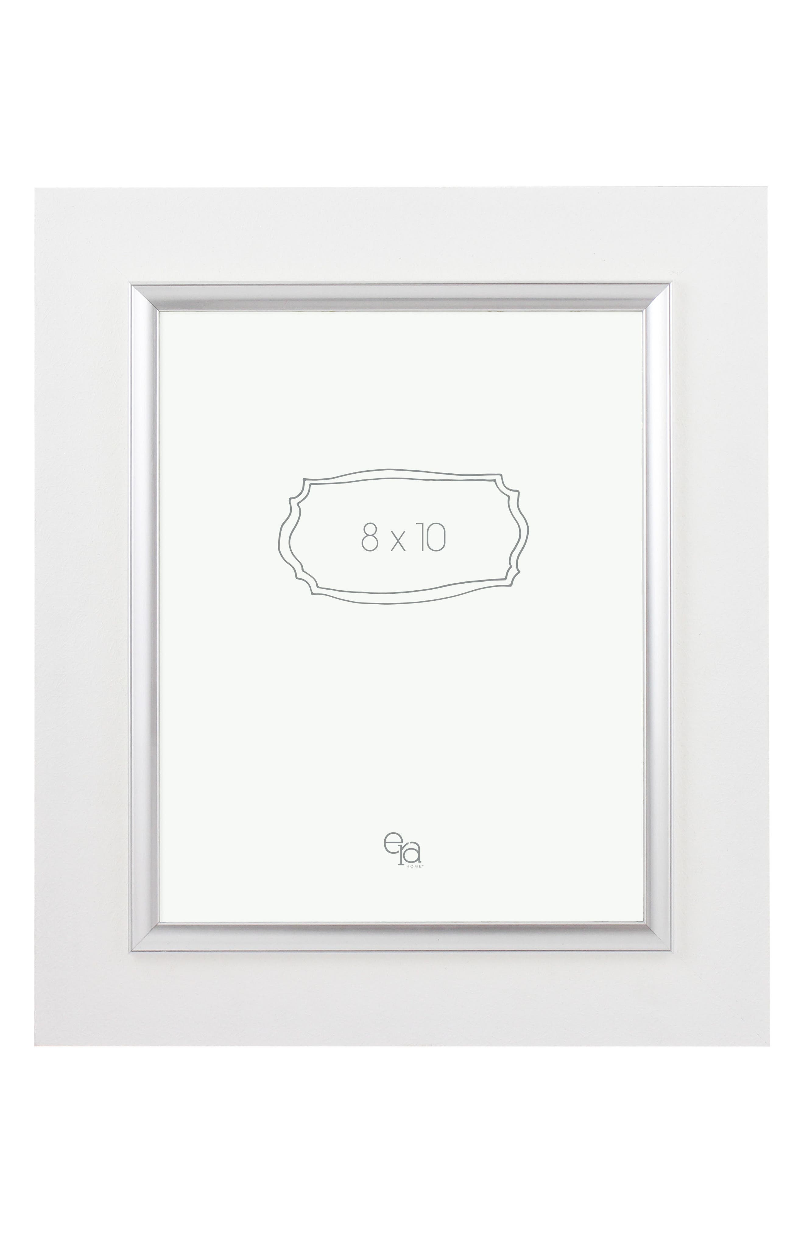 Elaine Picture Frame,                         Main,                         color, White