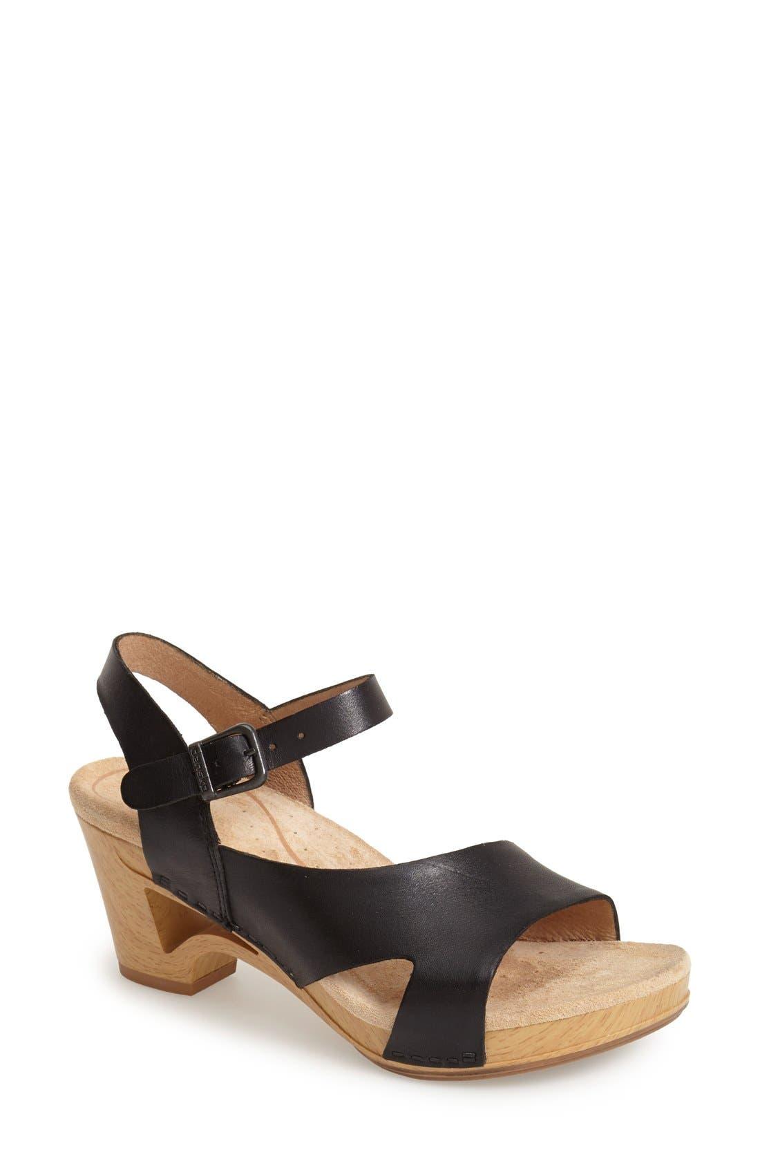 Alternate Image 1 Selected - Dansko 'Tasha' Sandal