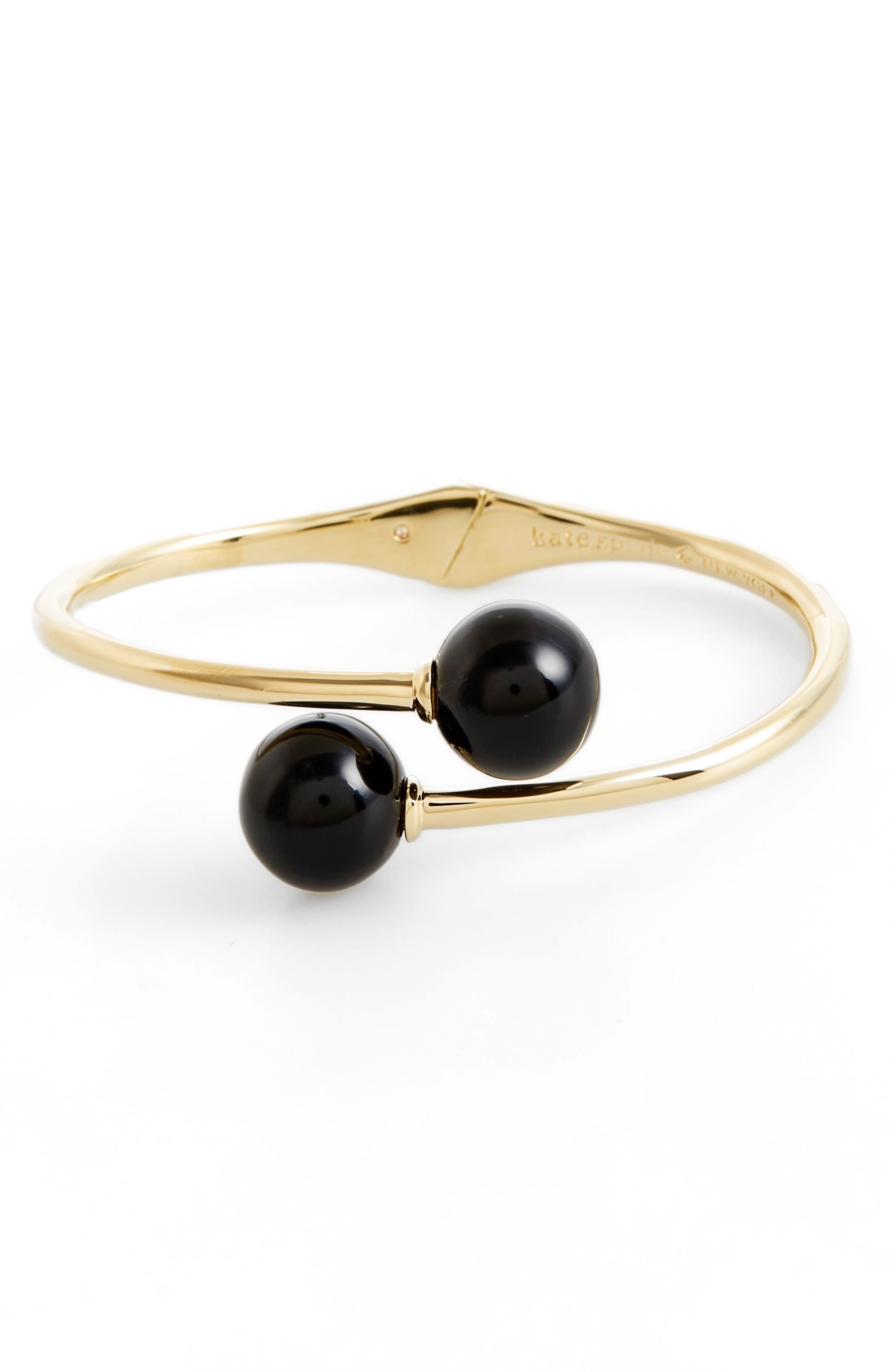 KATE SPADE NEW YORK golden girl bauble bracelet
