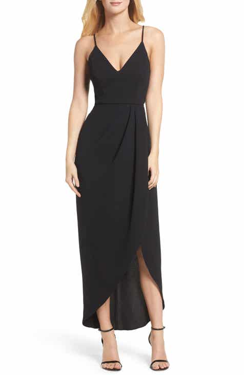 5bbd3286 Xscape High/Low Dress