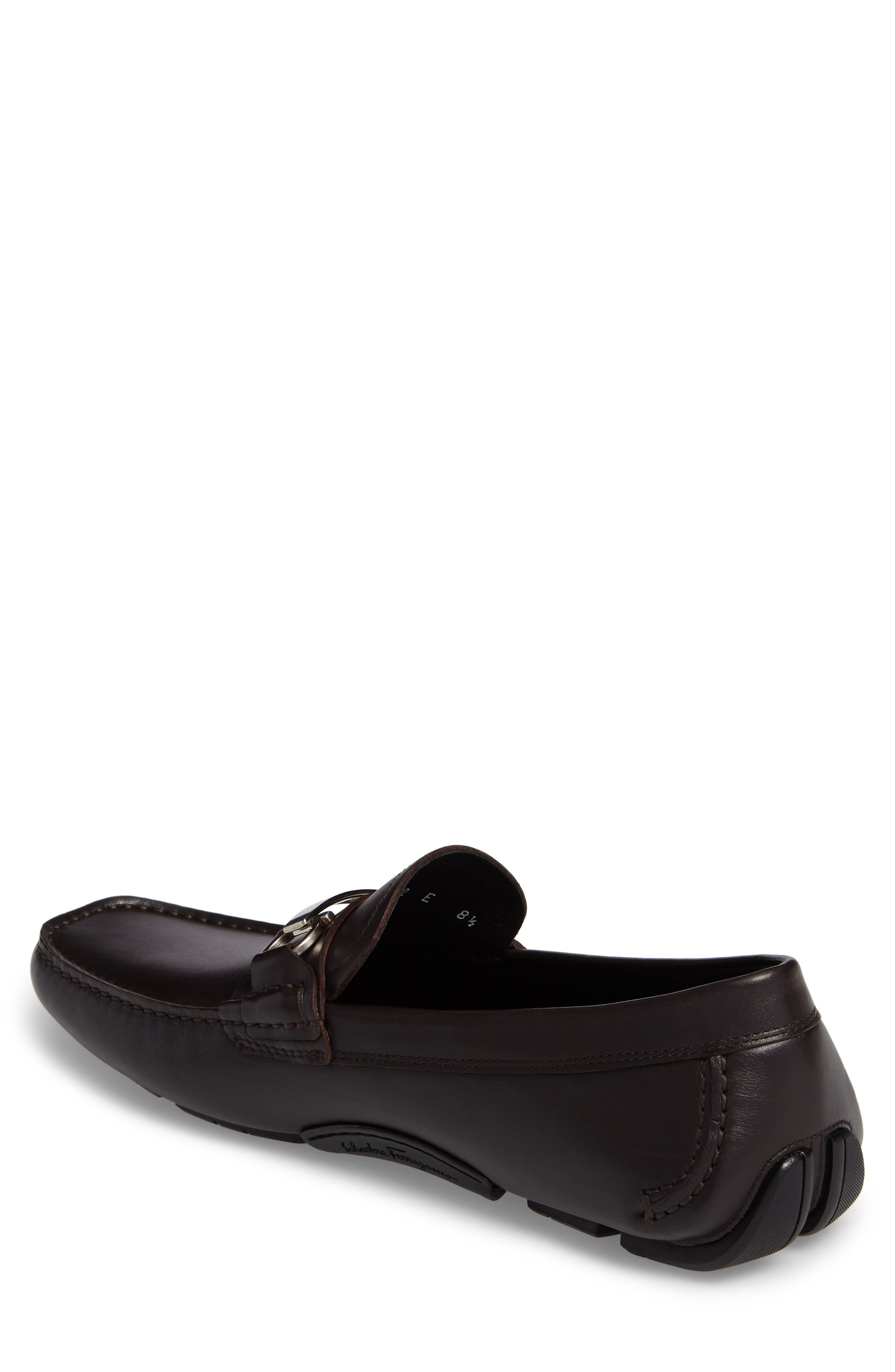 Alternate Image 2  - Salvatore Ferragamo Driving Shoe (Men)