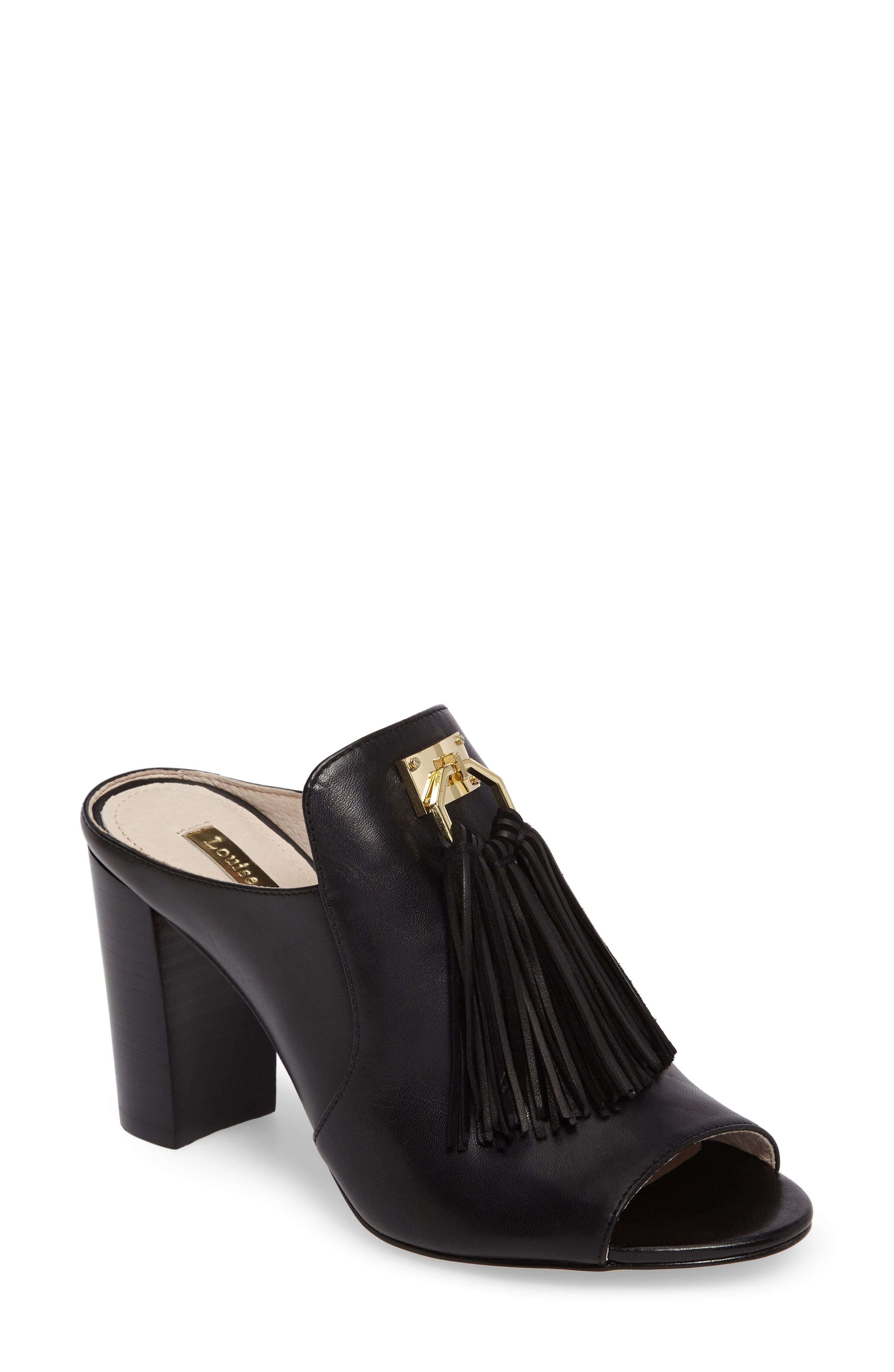 Alternate Image 1 Selected - Louise et Cie Kemi Block Heel Sandal (Women)