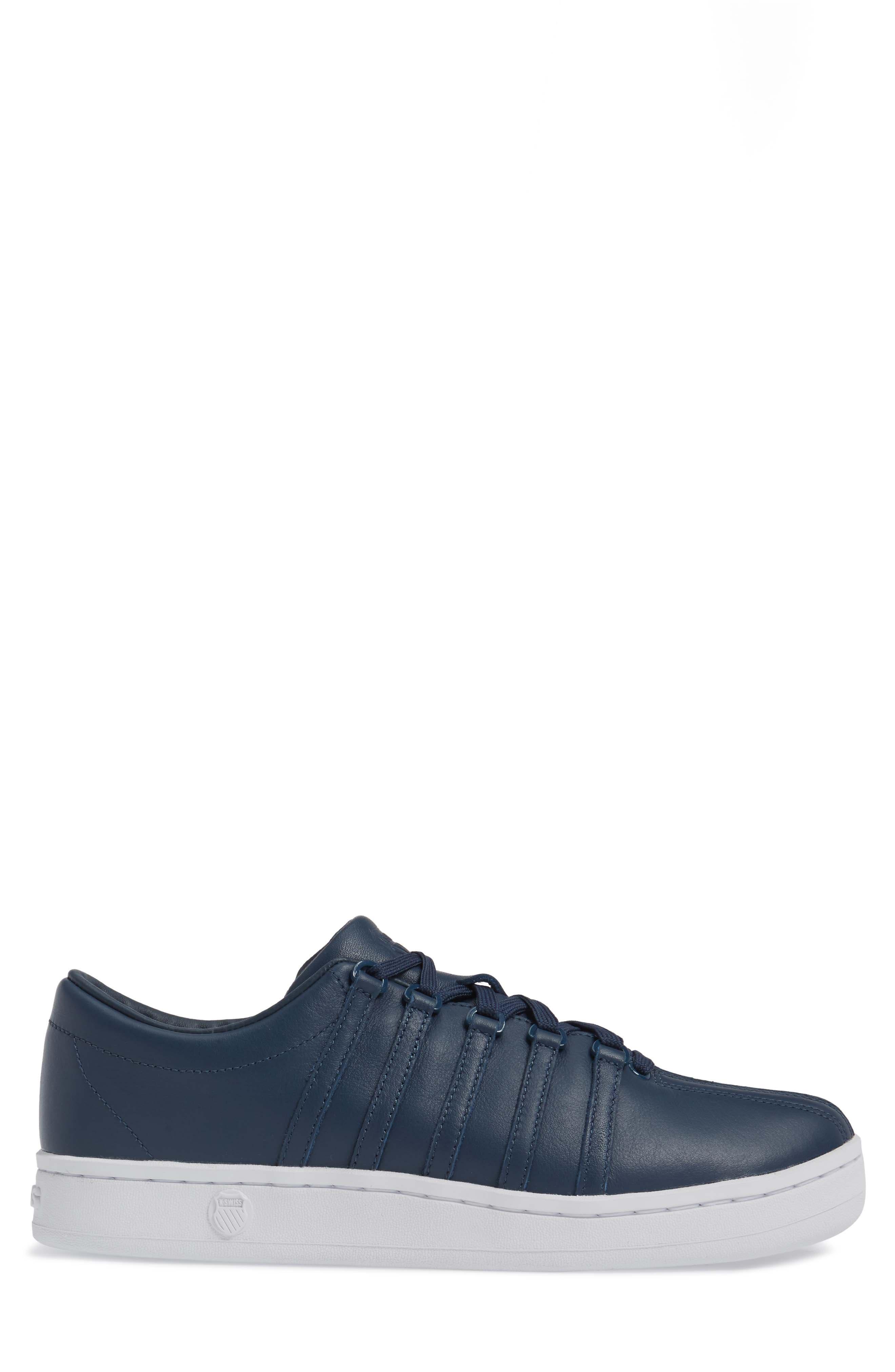 Classic '88 Sneaker,                             Alternate thumbnail 3, color,                             Dark Denim/ White