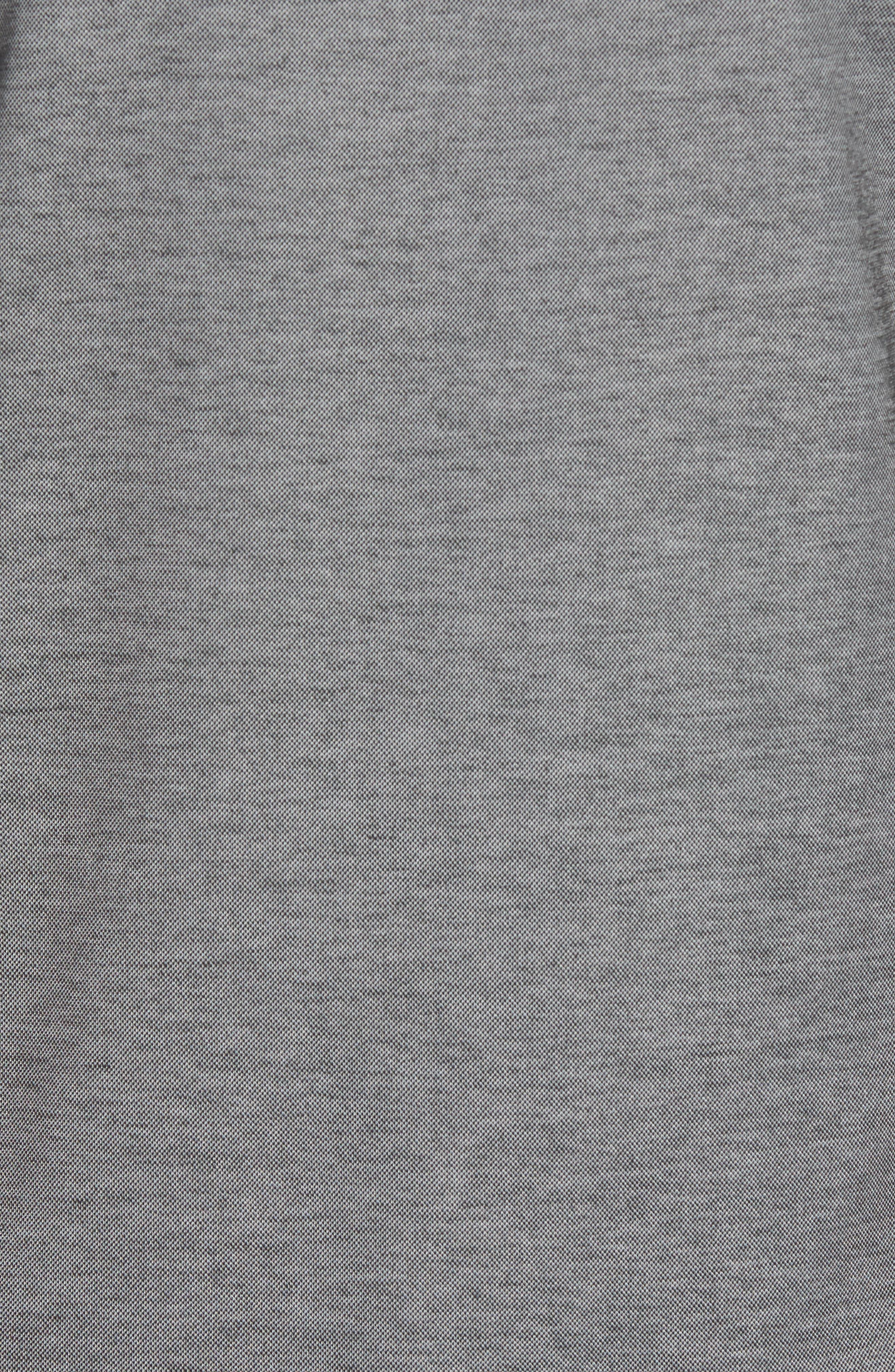 Alternate Image 6  - Vince Colorblock Slim Fit Crewneck Sweater