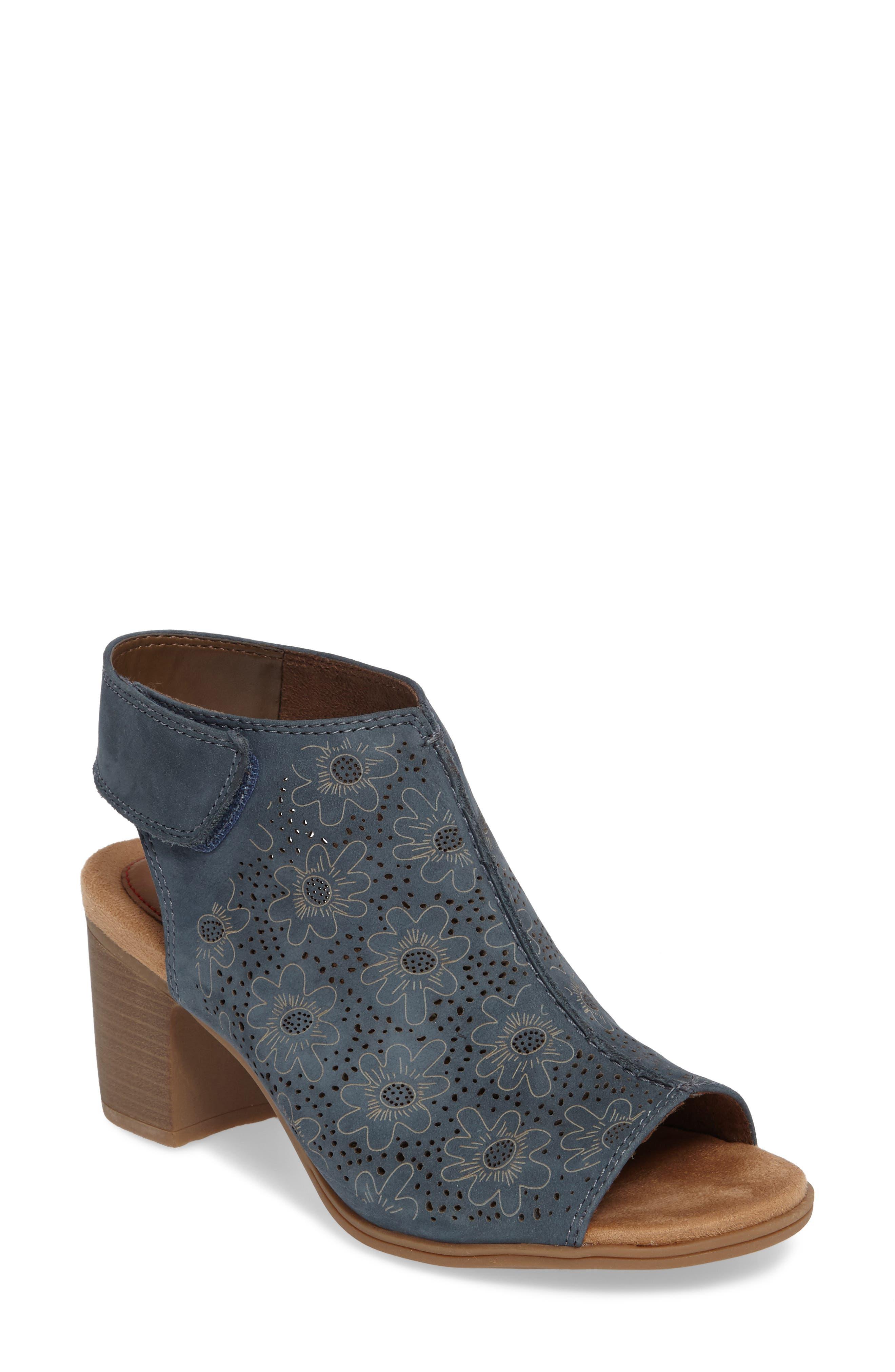Alternate Image 1 Selected - Rockport Cobb Hill Hattie Perforated Slingback Sandal (Women)