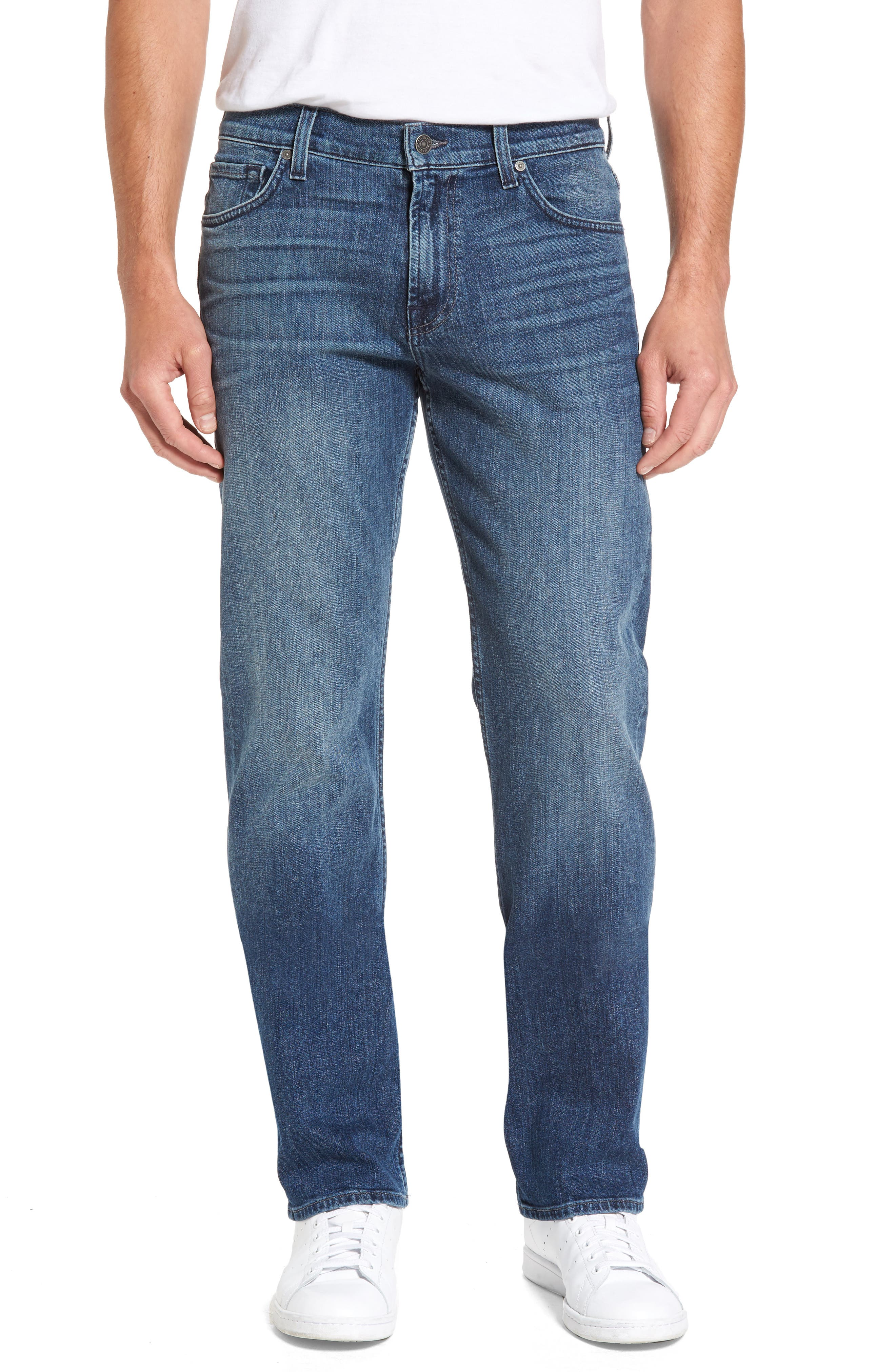 Main Image - 7 For All Mankind® Austyn Relaxed Fit Jeans (Townsend)