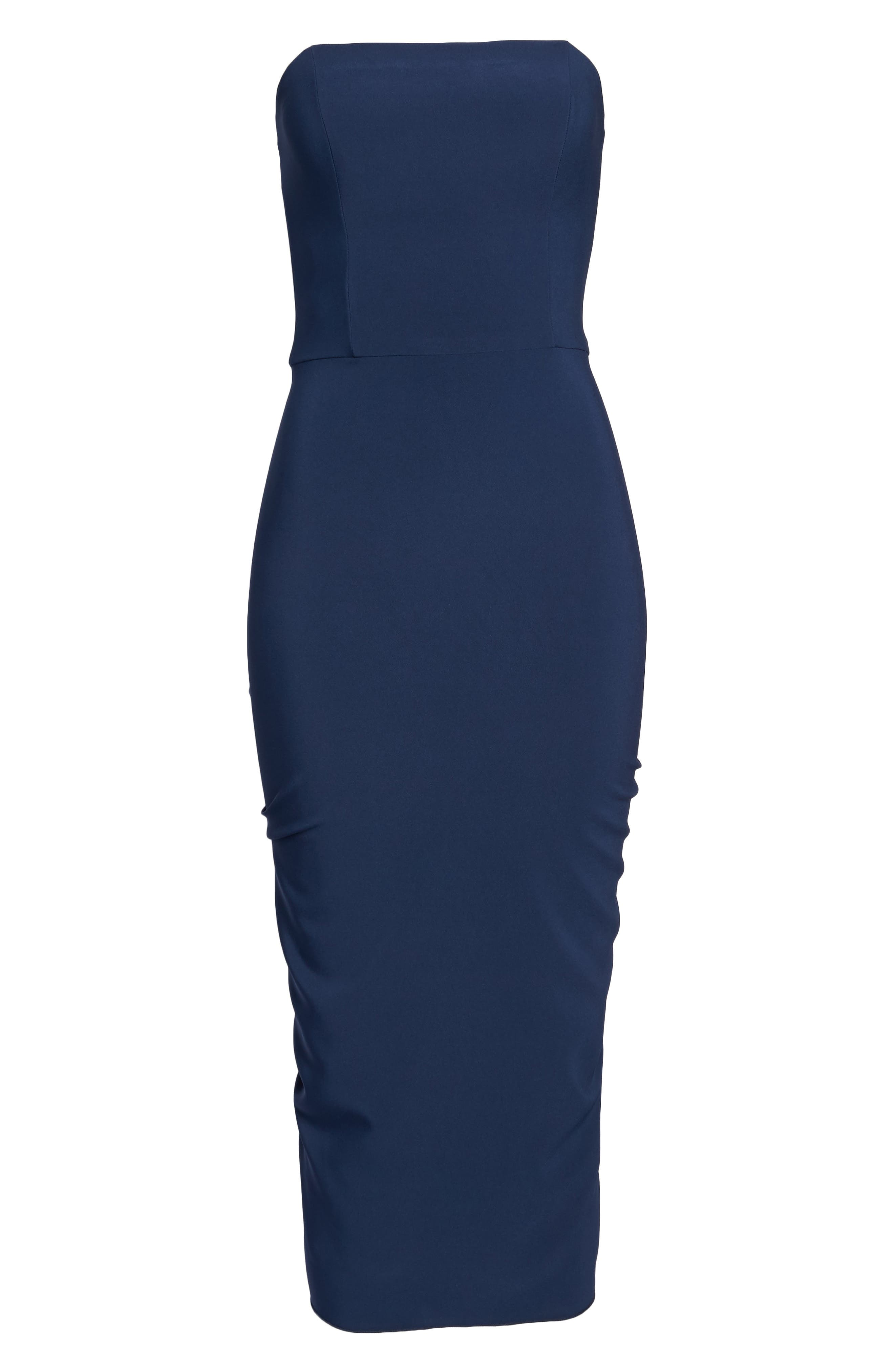 Alternate Image 6  - Maria Bianca Nero Strapless Ruffle Dress