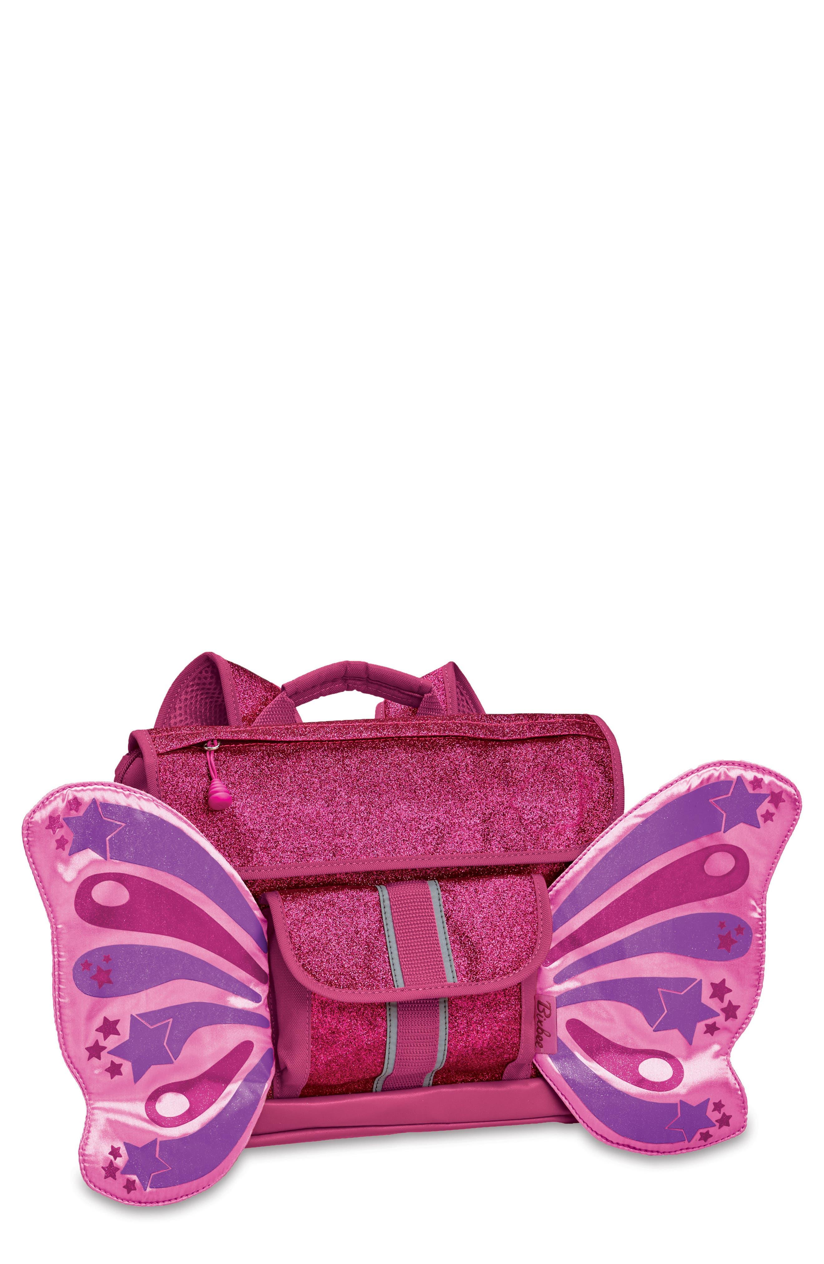 Bixbee Sparkalicious Butterflyer Backpack (Kids)