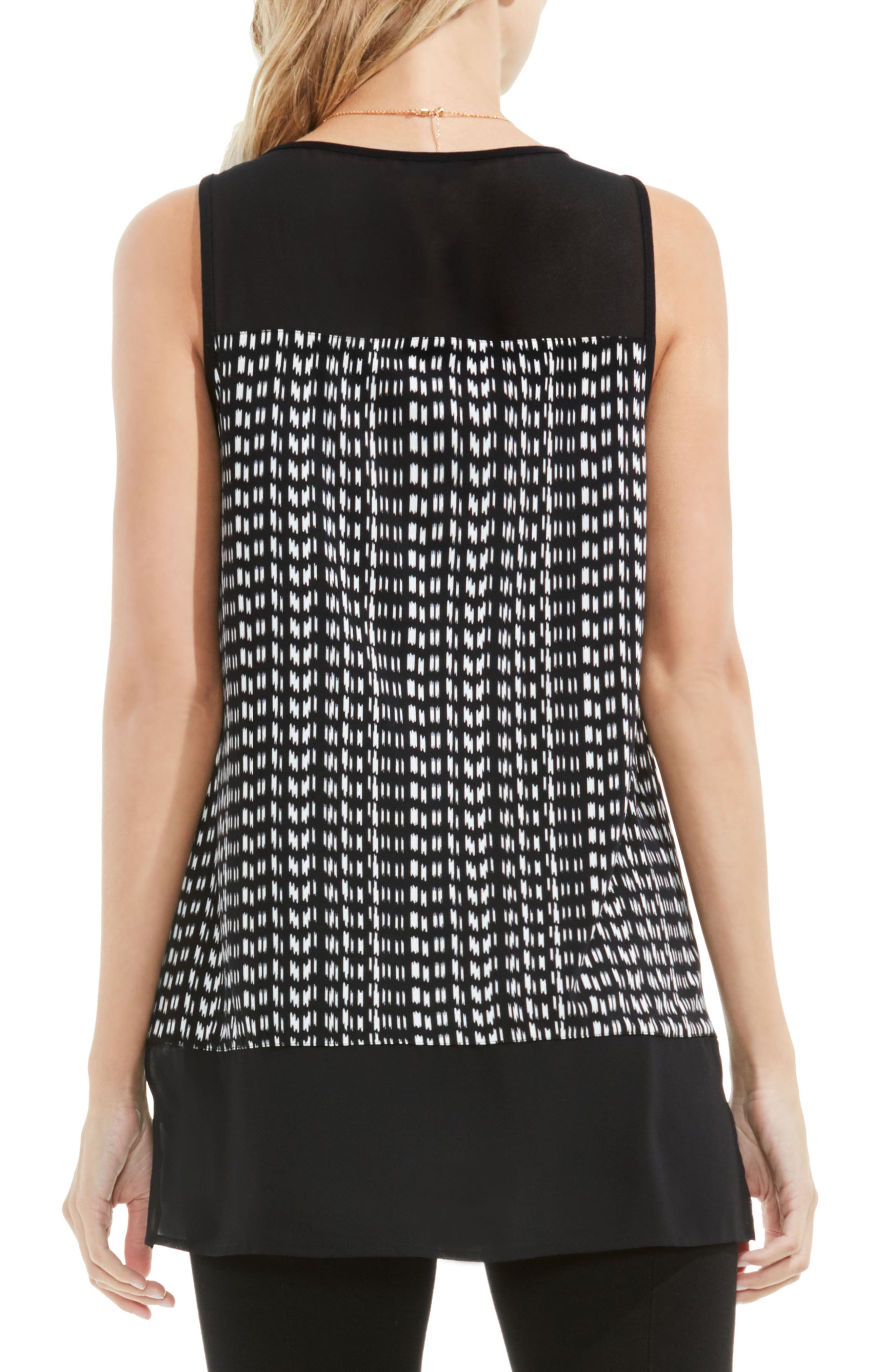 Alternate Image 2  - Vince Camuto Sahara Tracks Tiered High/Low Top