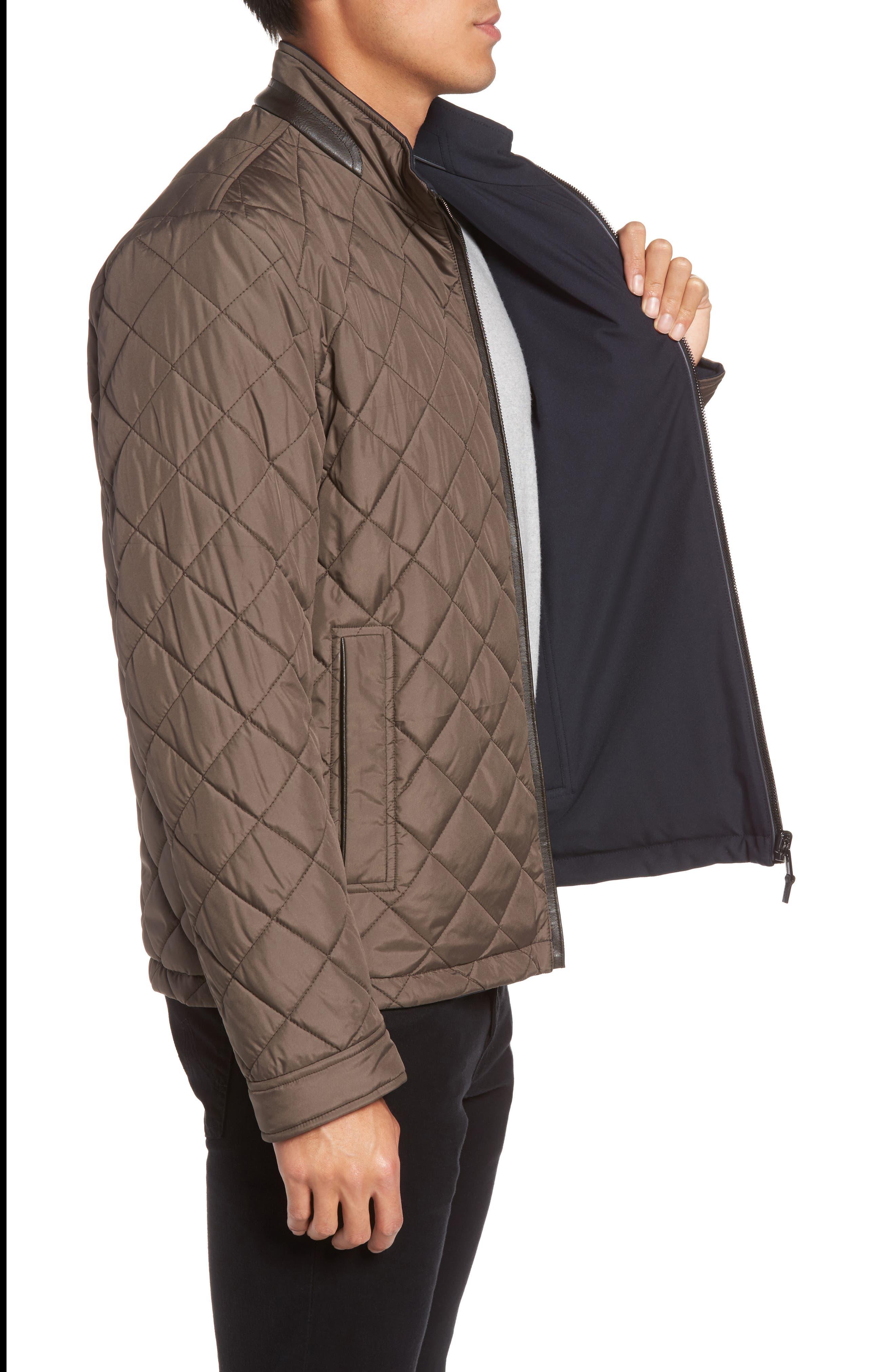 Alternate Image 3  - Tumi Reversible Jacket