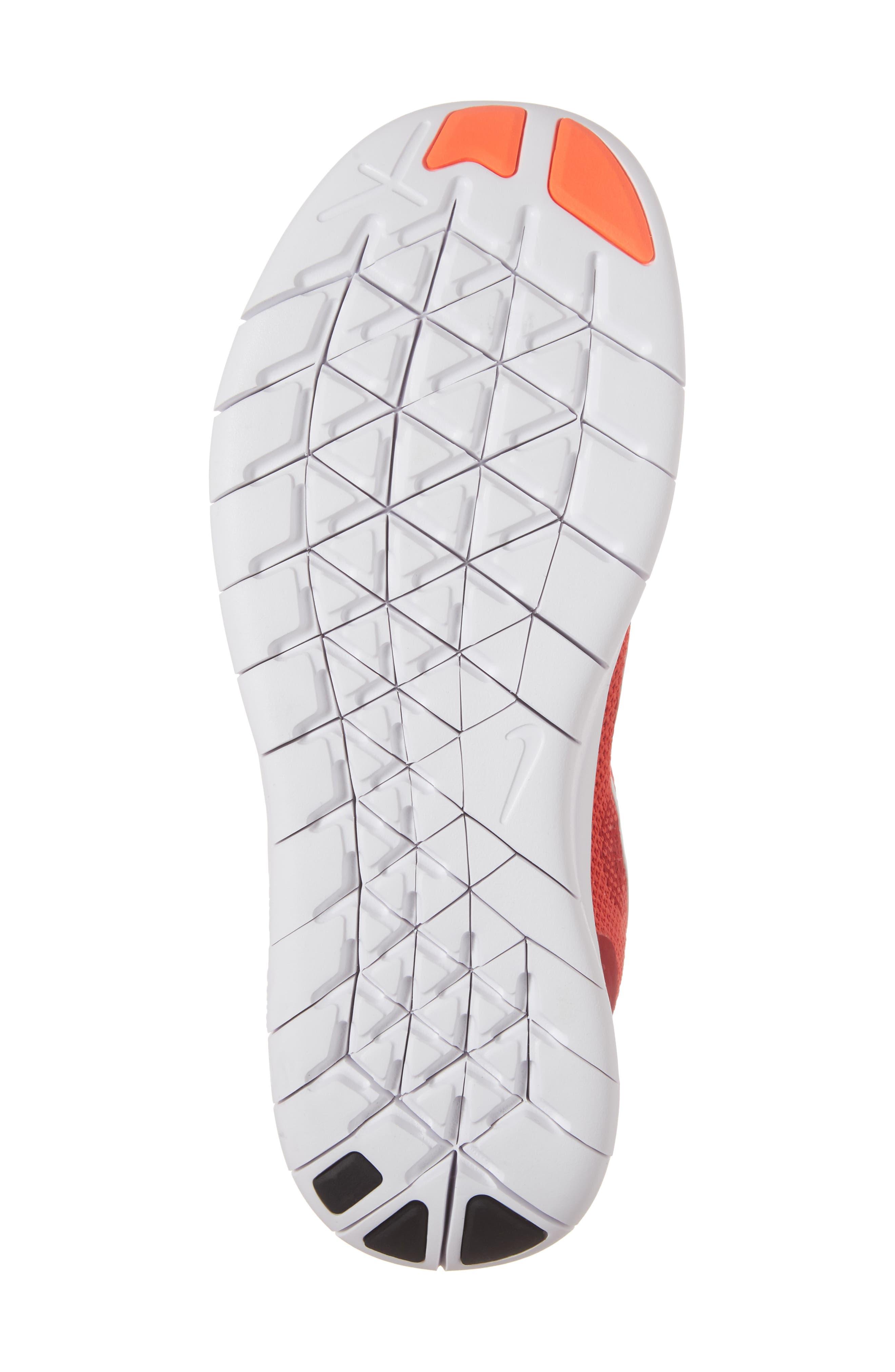 Alternate Image 6  - Nike Free RN Running Shoe (Toddler, Little Kid & Big Kid)