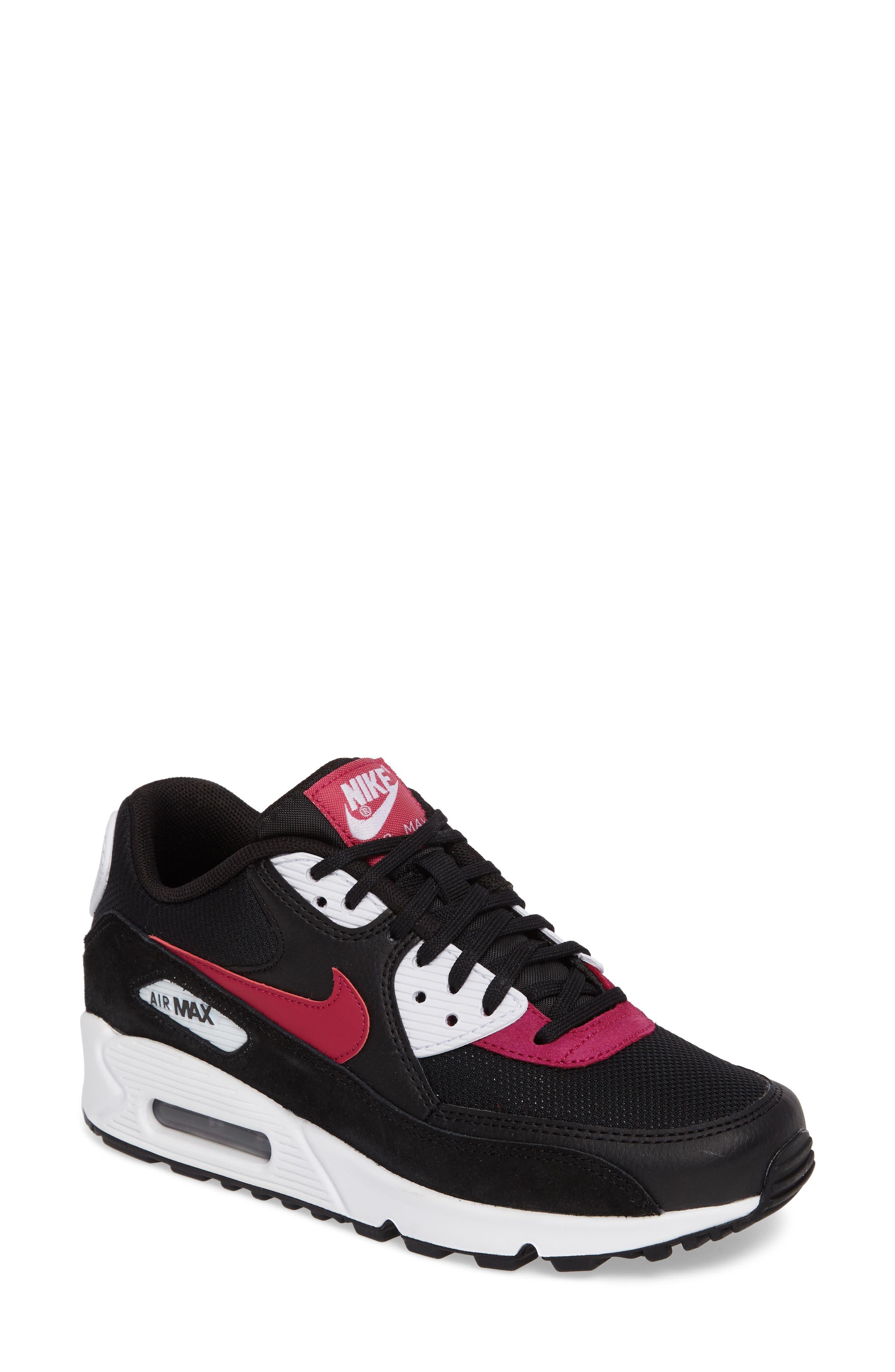 Alternate Image 1 Selected - Nike 'Air Max 90' Sneaker (Women)