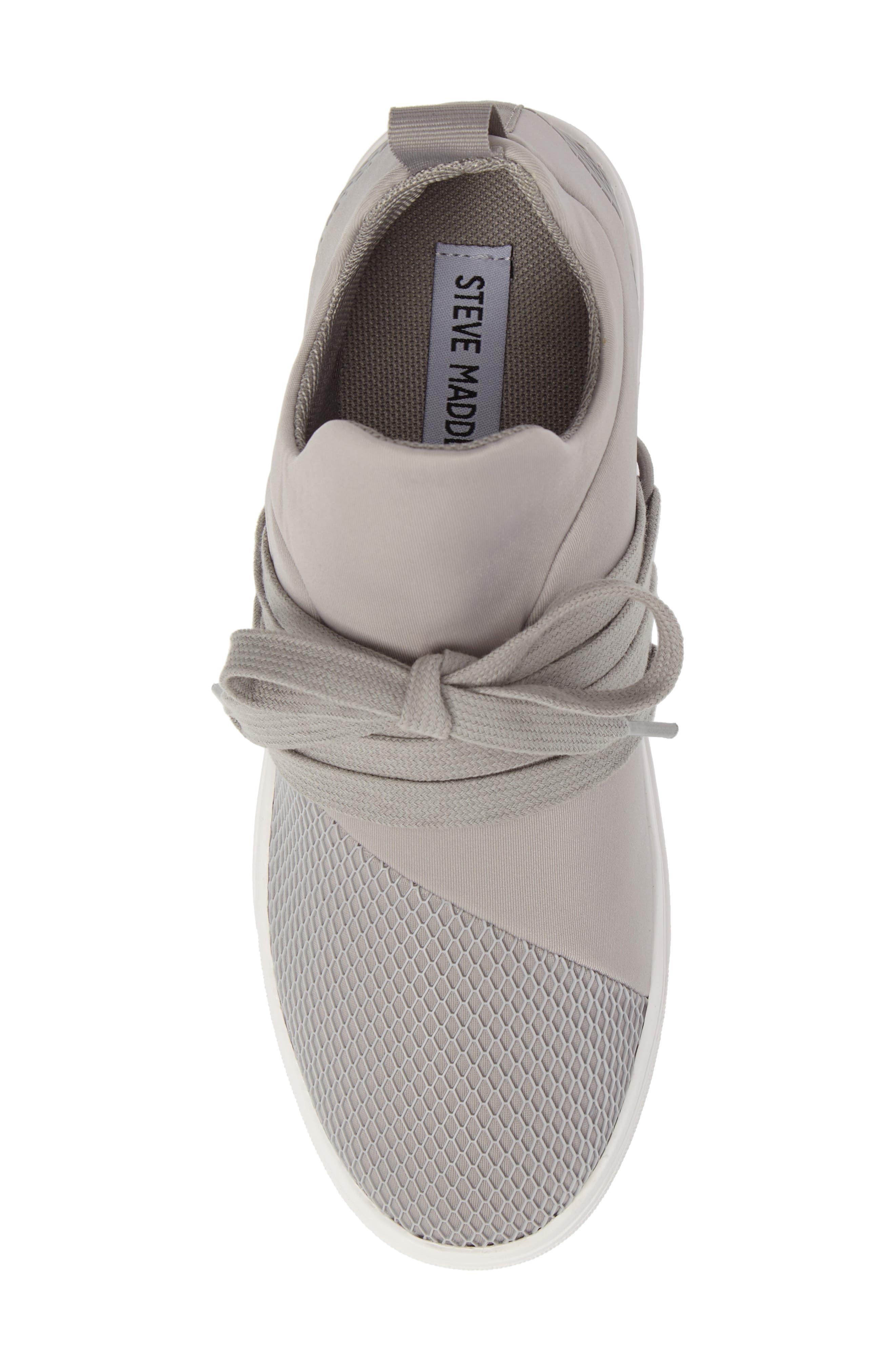 Alternate Image 5  - Steve Madden Lancer Sneaker (Women)