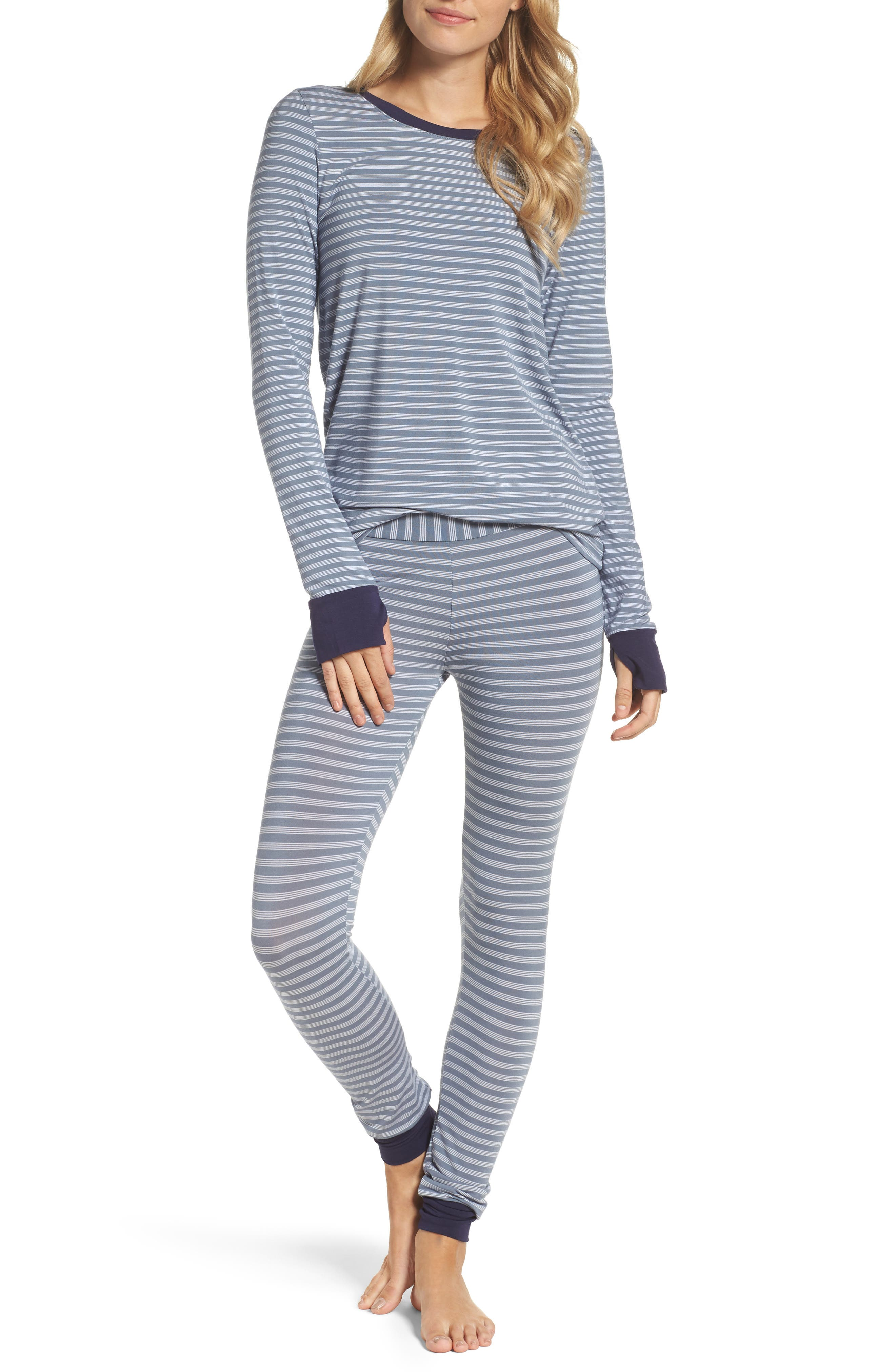 DKNY Fitted Pajamas