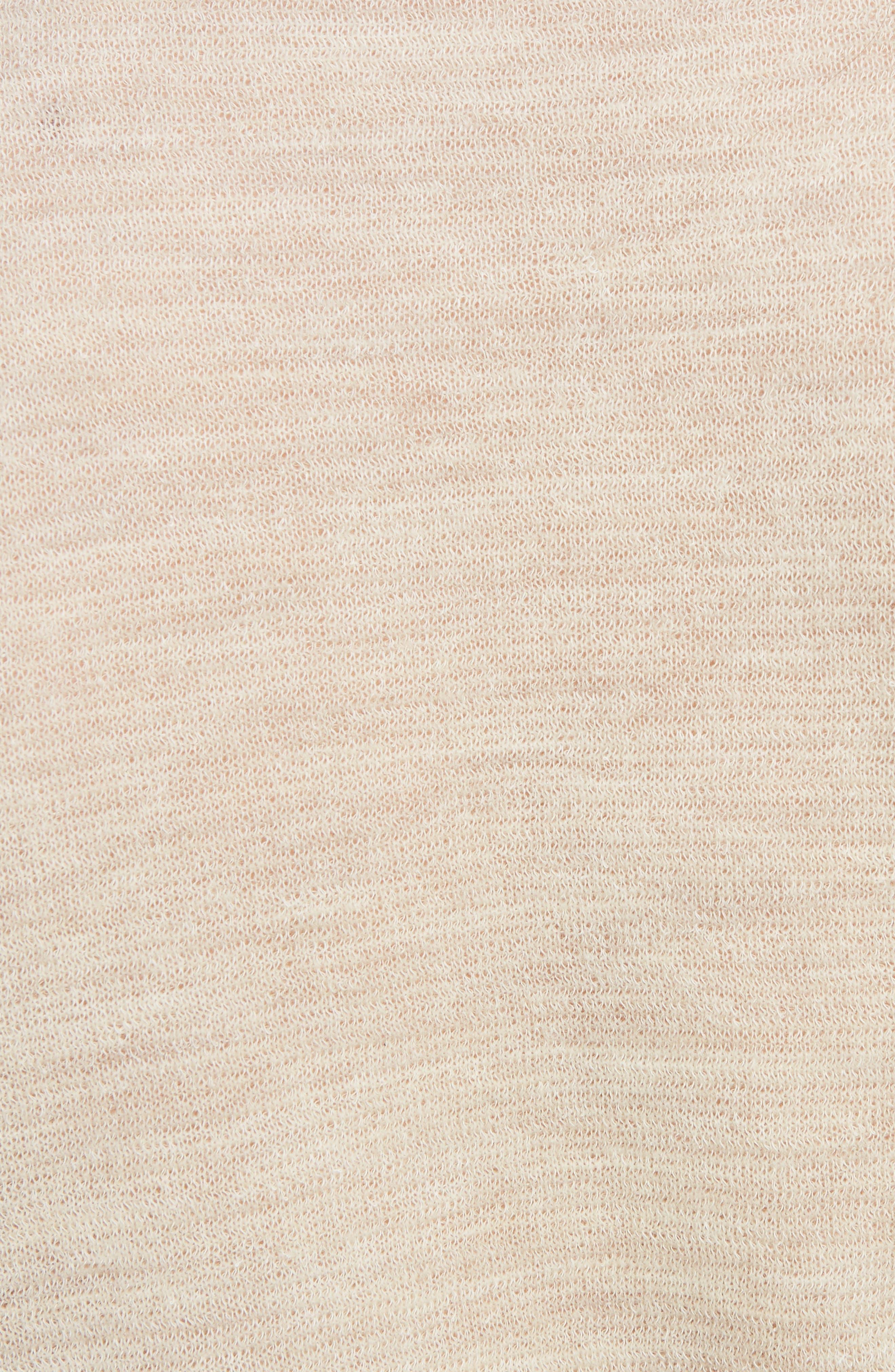 Alternate Image 5  - Lanvin Contrast Tipped Wool Turtleneck