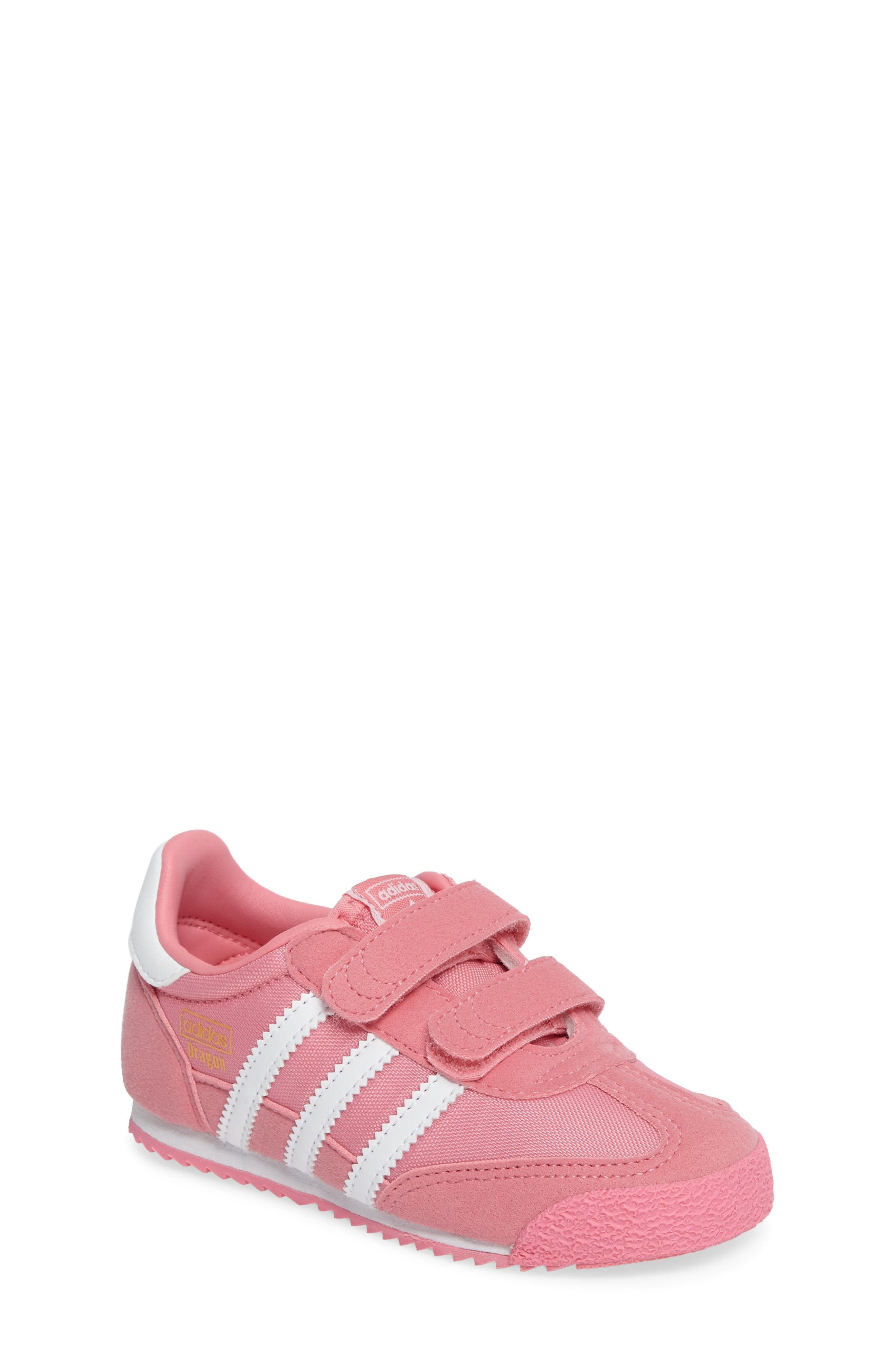 Dragon OG CF Athletic Shoe,                             Main thumbnail 1, color,                             Easy Pink/ White