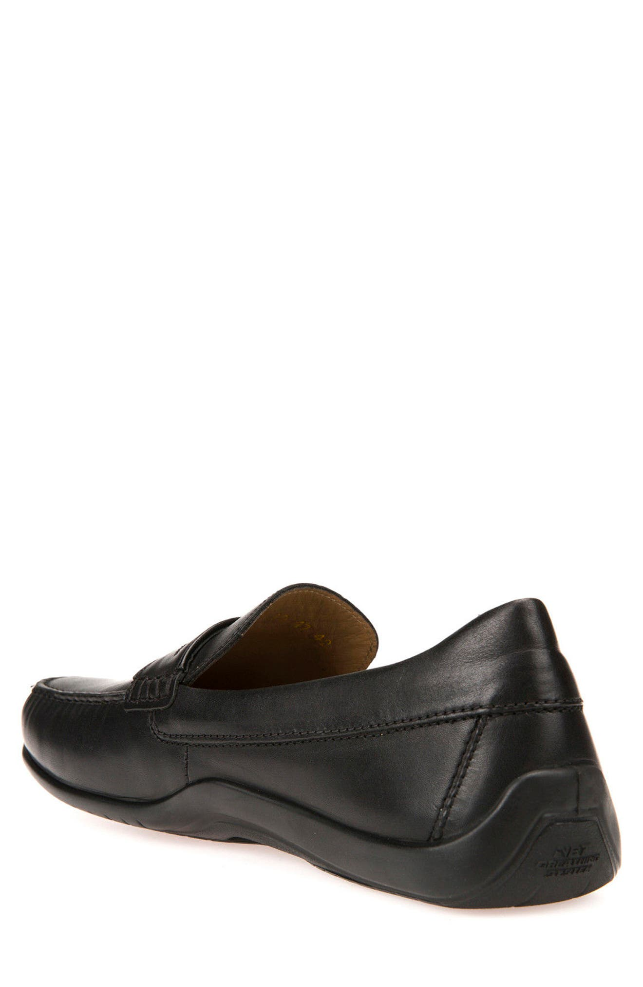 Alternate Image 2  - Geox Xense Penny Loafer (Men)