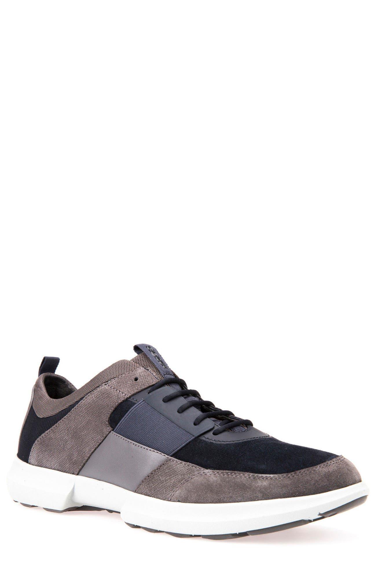 Traccia 5 Sneaker,                         Main,                         color, Navy/ Anthracite