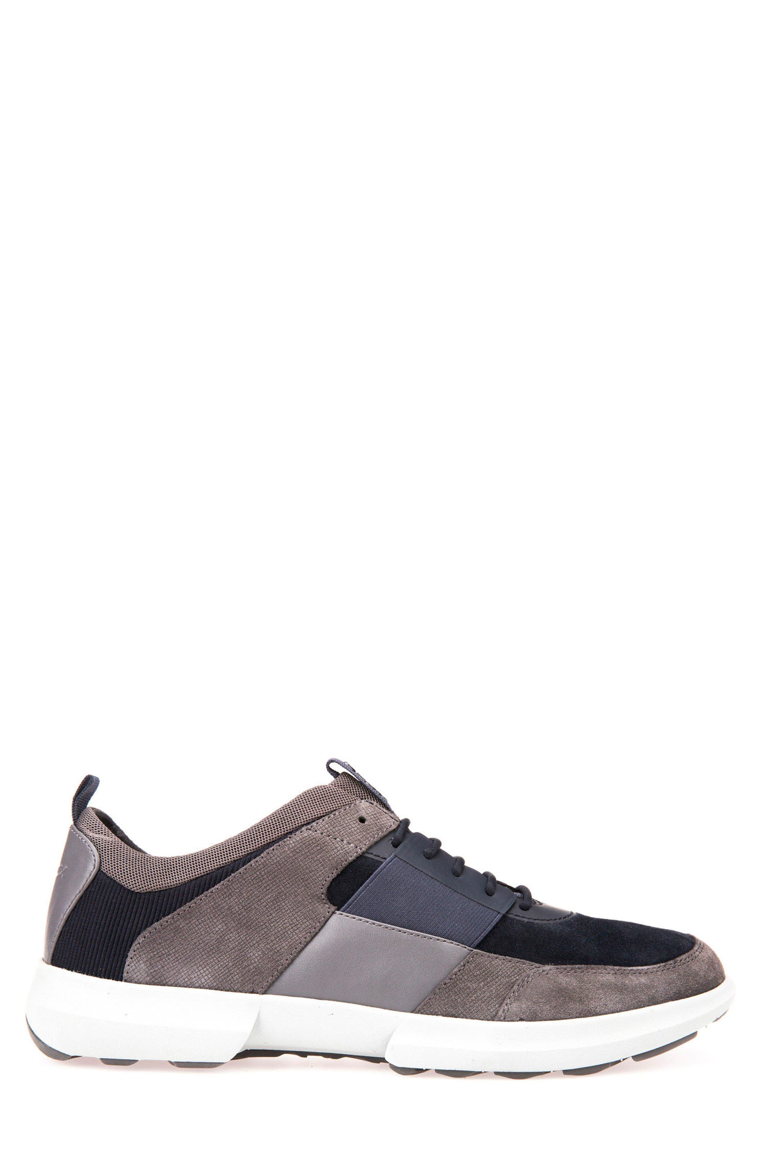 Traccia 5 Sneaker,                             Alternate thumbnail 3, color,                             Navy/ Anthracite