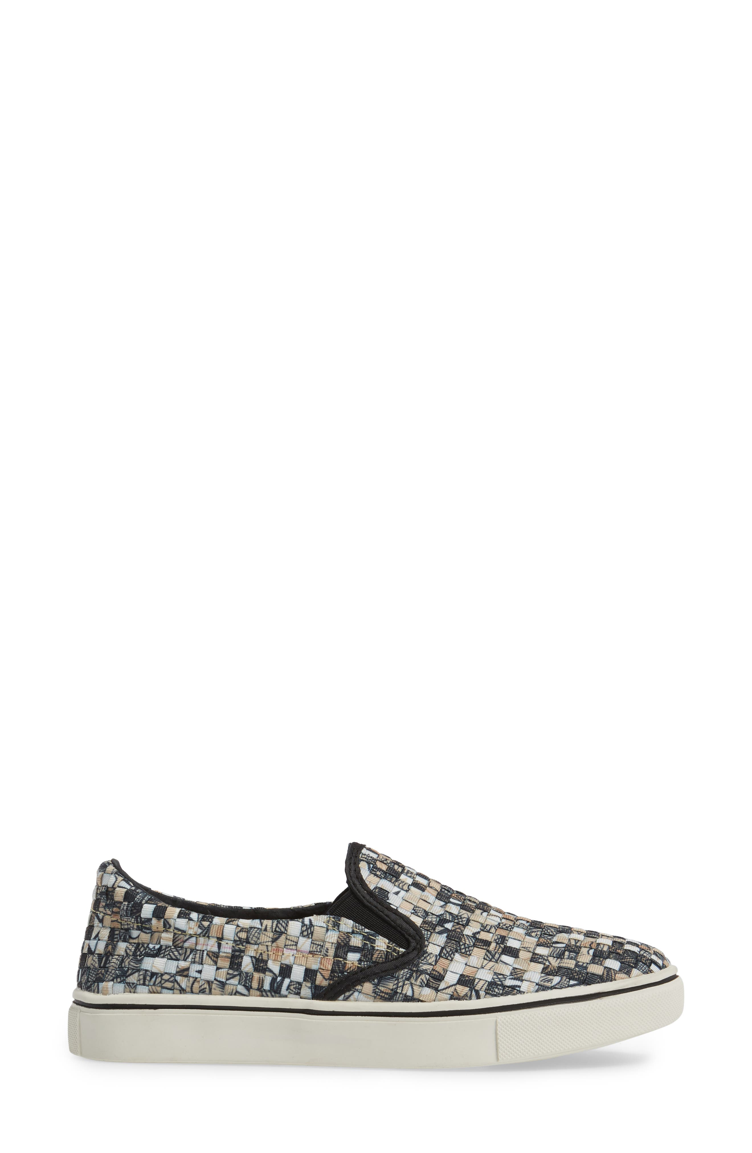 Alternate Image 3  - bernie mev. 'Verona' Slip-On Sneaker (Women)