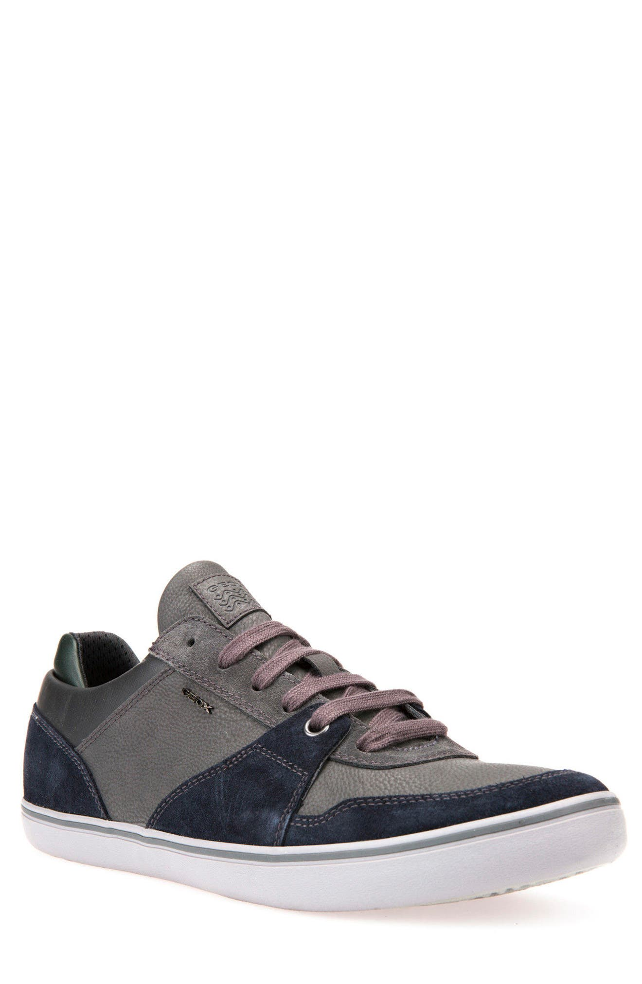 Box 26 Low Top Sneaker,                             Main thumbnail 1, color,                             Navy/ Anthracite