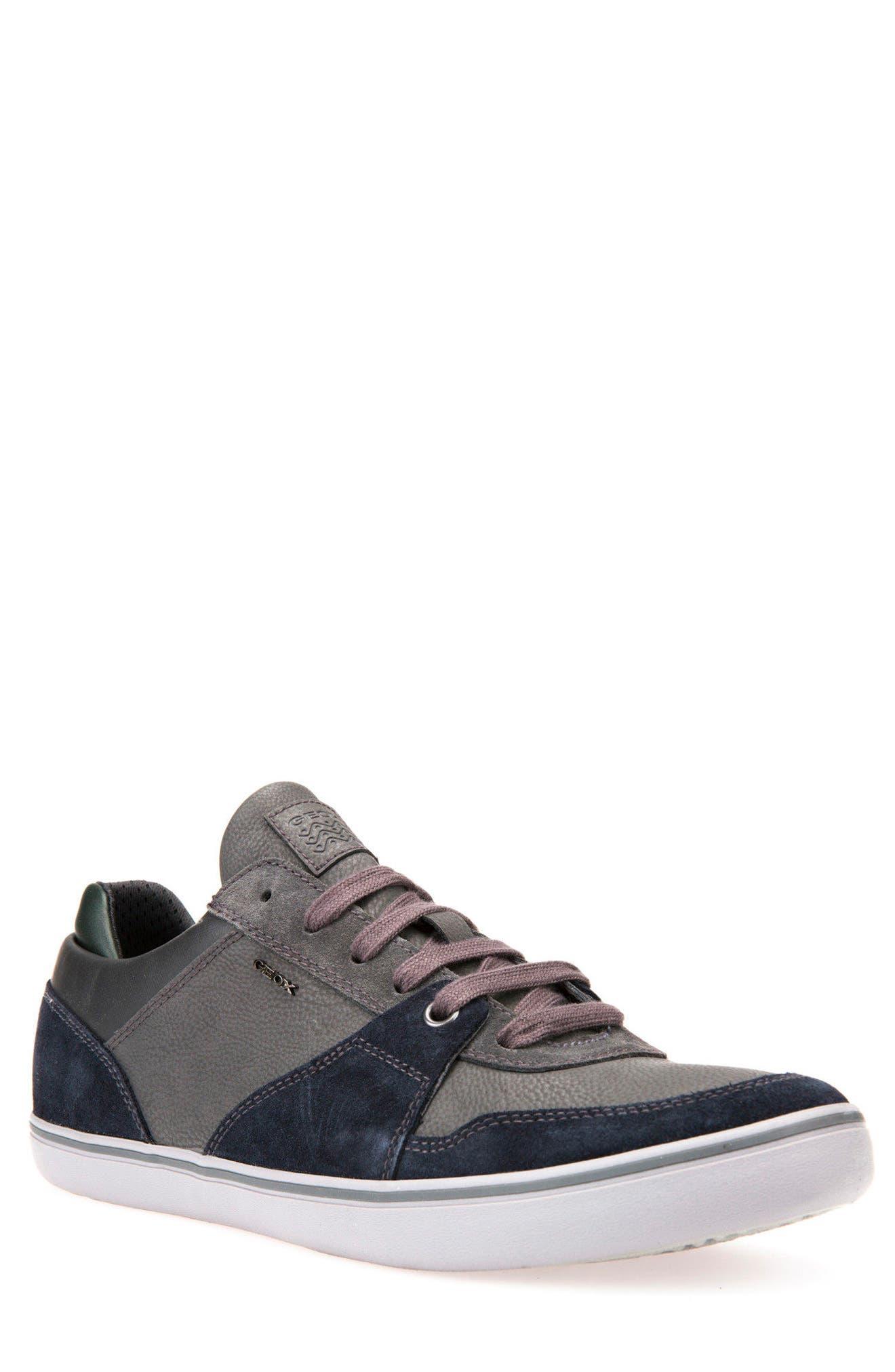 Geox Box 26 Low Top Sneaker (Men)
